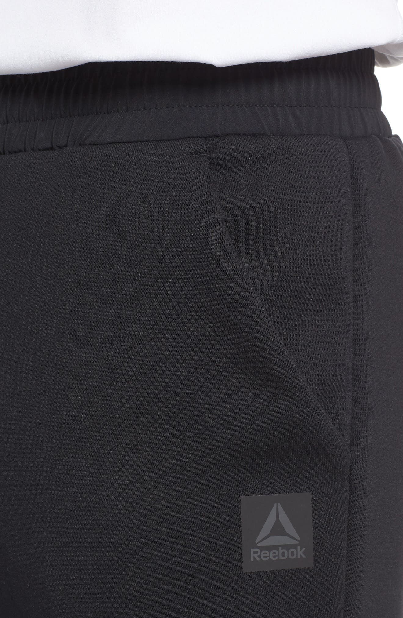 TS Knit Shorts,                             Alternate thumbnail 4, color,                             005
