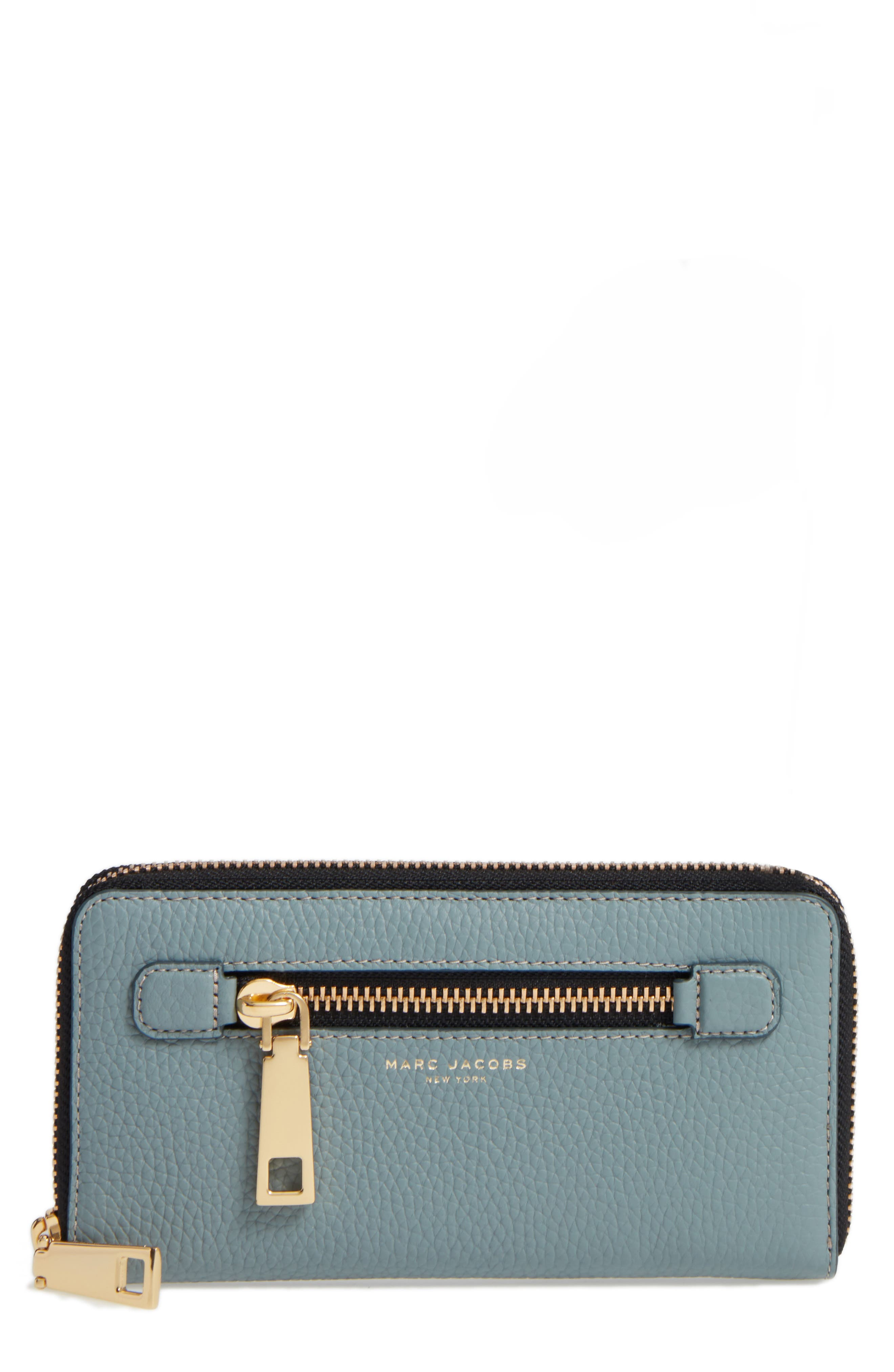 Vertical Zippy Wallet,                             Main thumbnail 5, color,