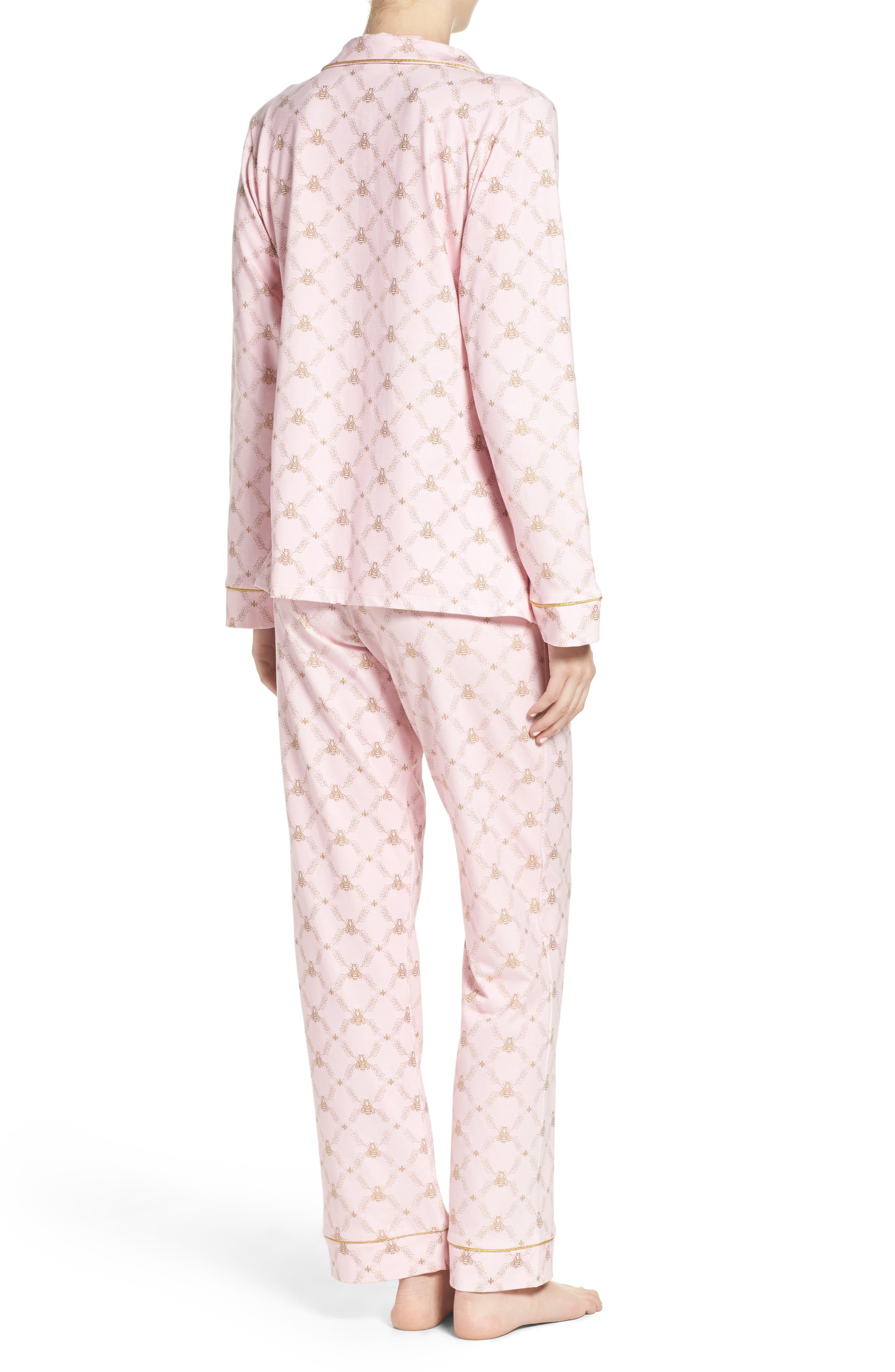 Print Pajamas,                             Alternate thumbnail 2, color,                             955
