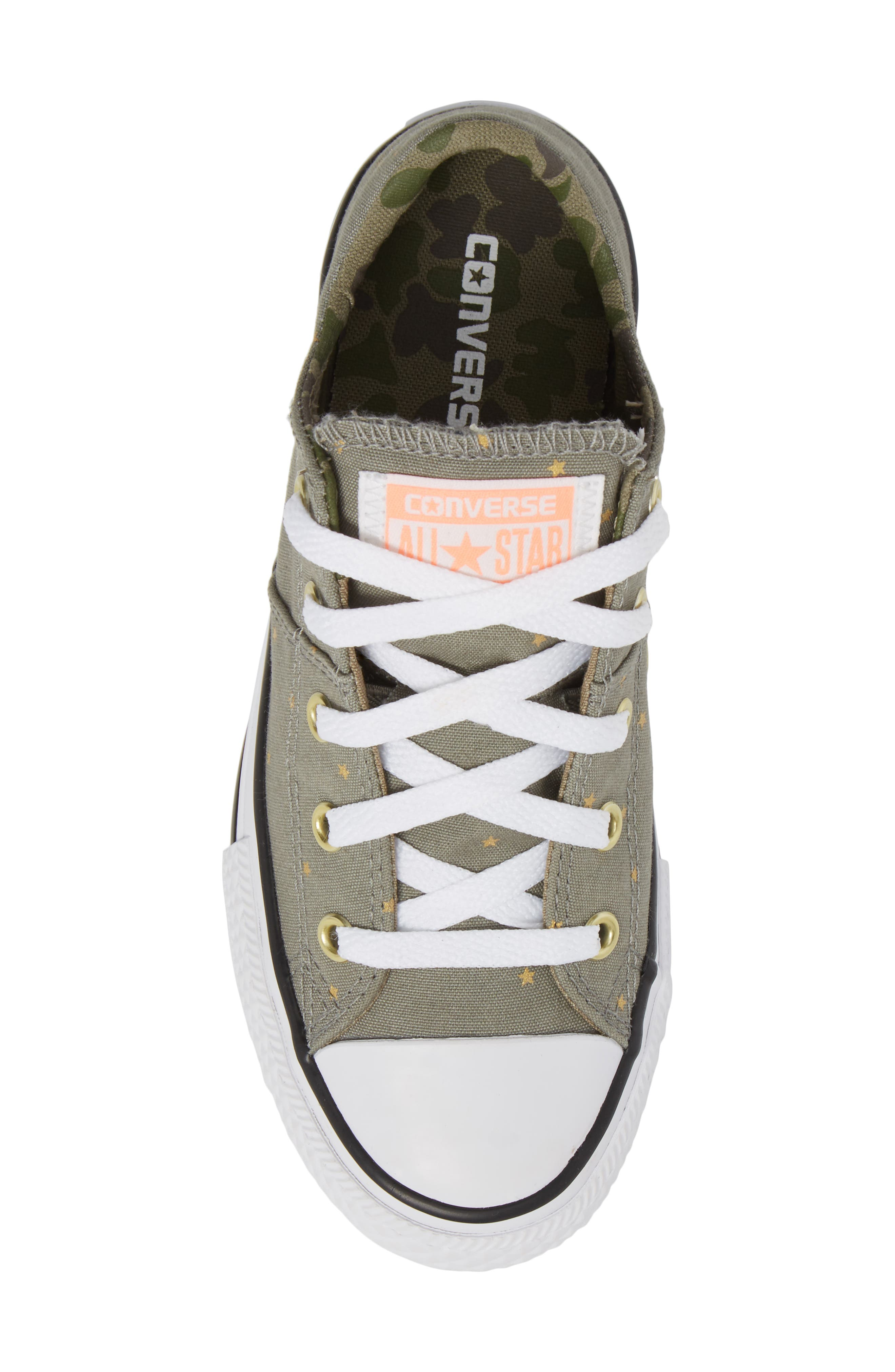 All Star<sup>®</sup> Madison Patterned Low Top Sneaker,                             Alternate thumbnail 5, color,                             022