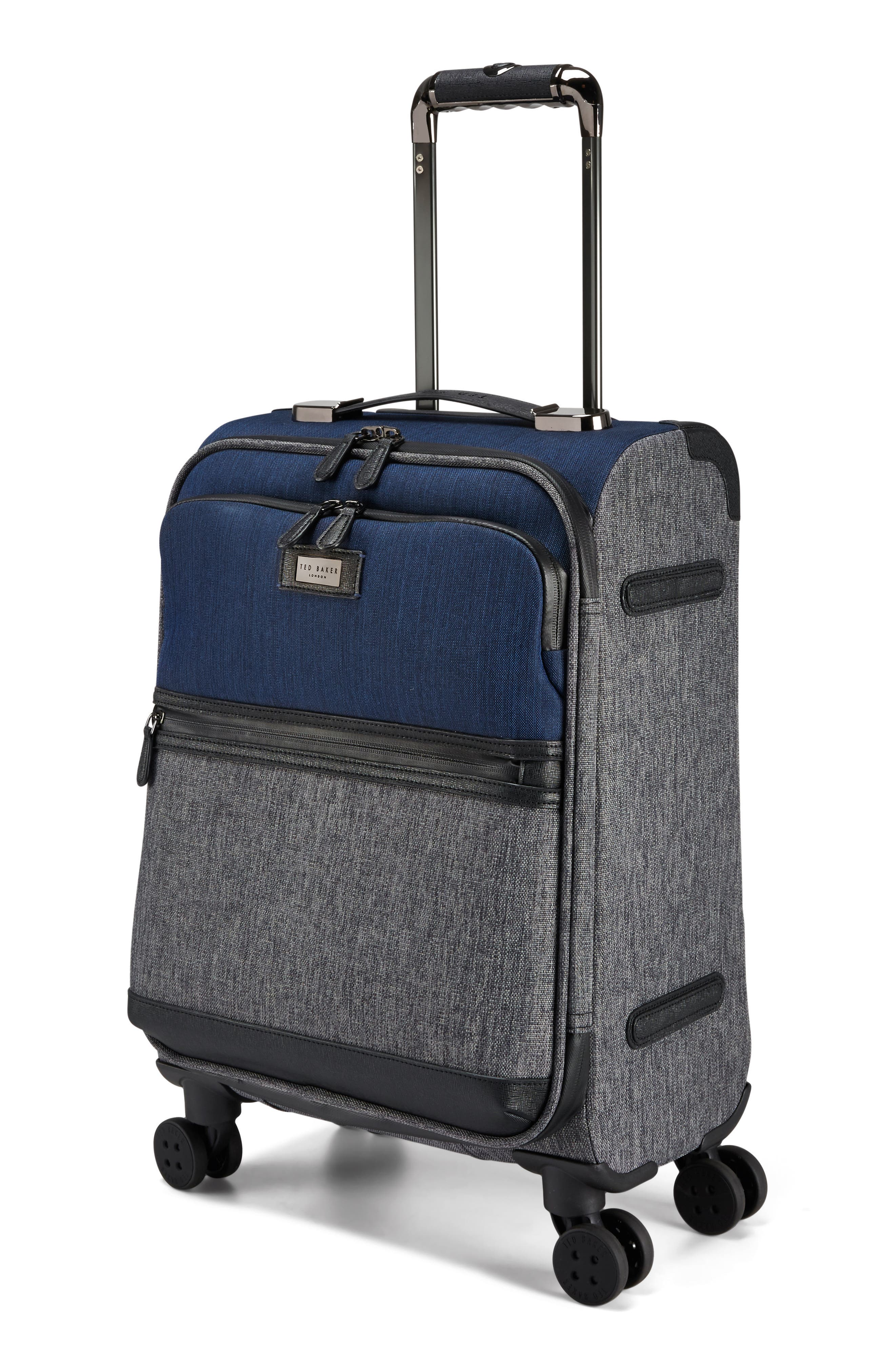 Brunswick 22-Inch Rolling Suitcase,                             Alternate thumbnail 3, color,                             020