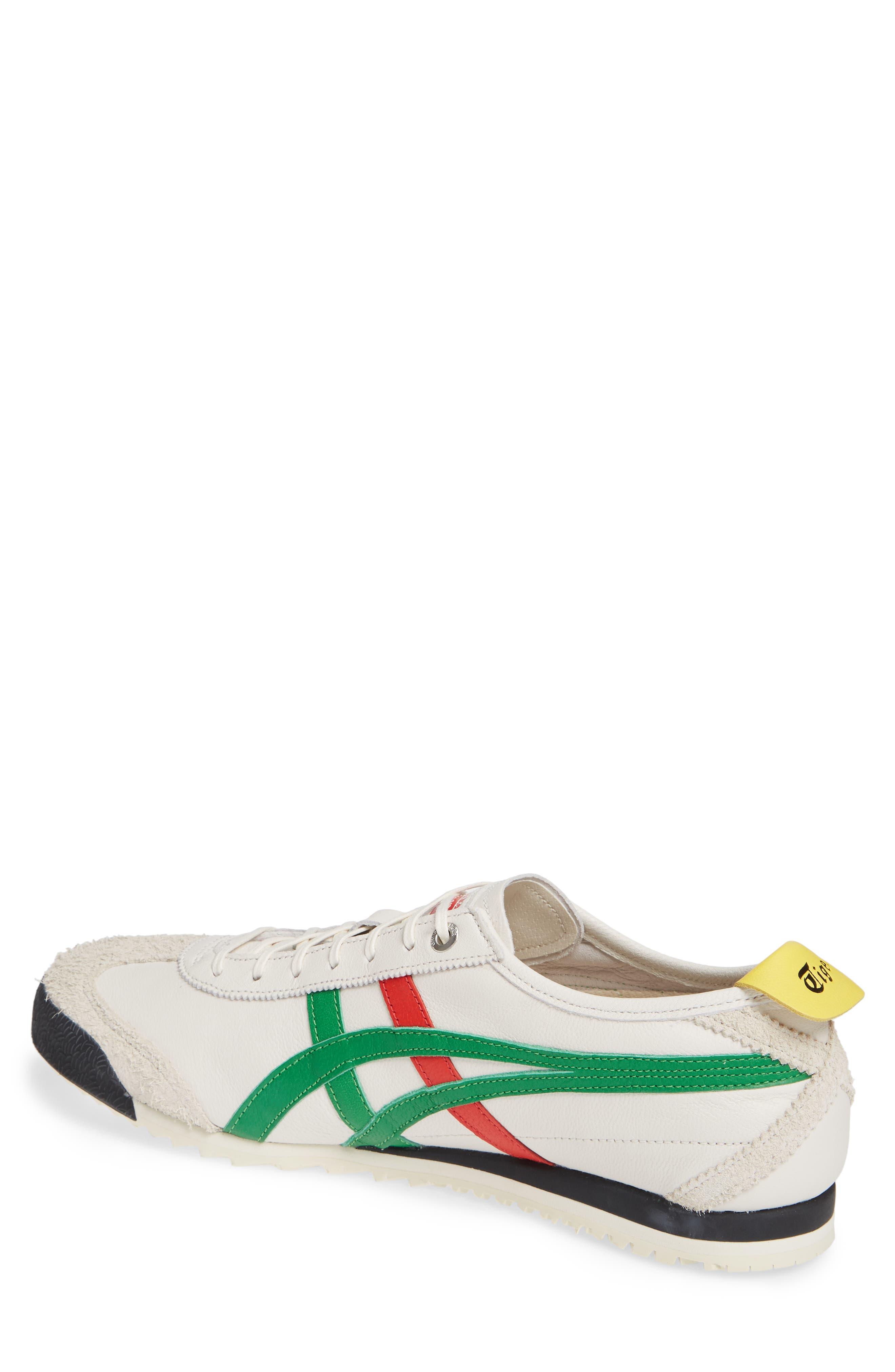 Mexico SD Sneaker,                             Alternate thumbnail 2, color,                             CREAM/ GREEN