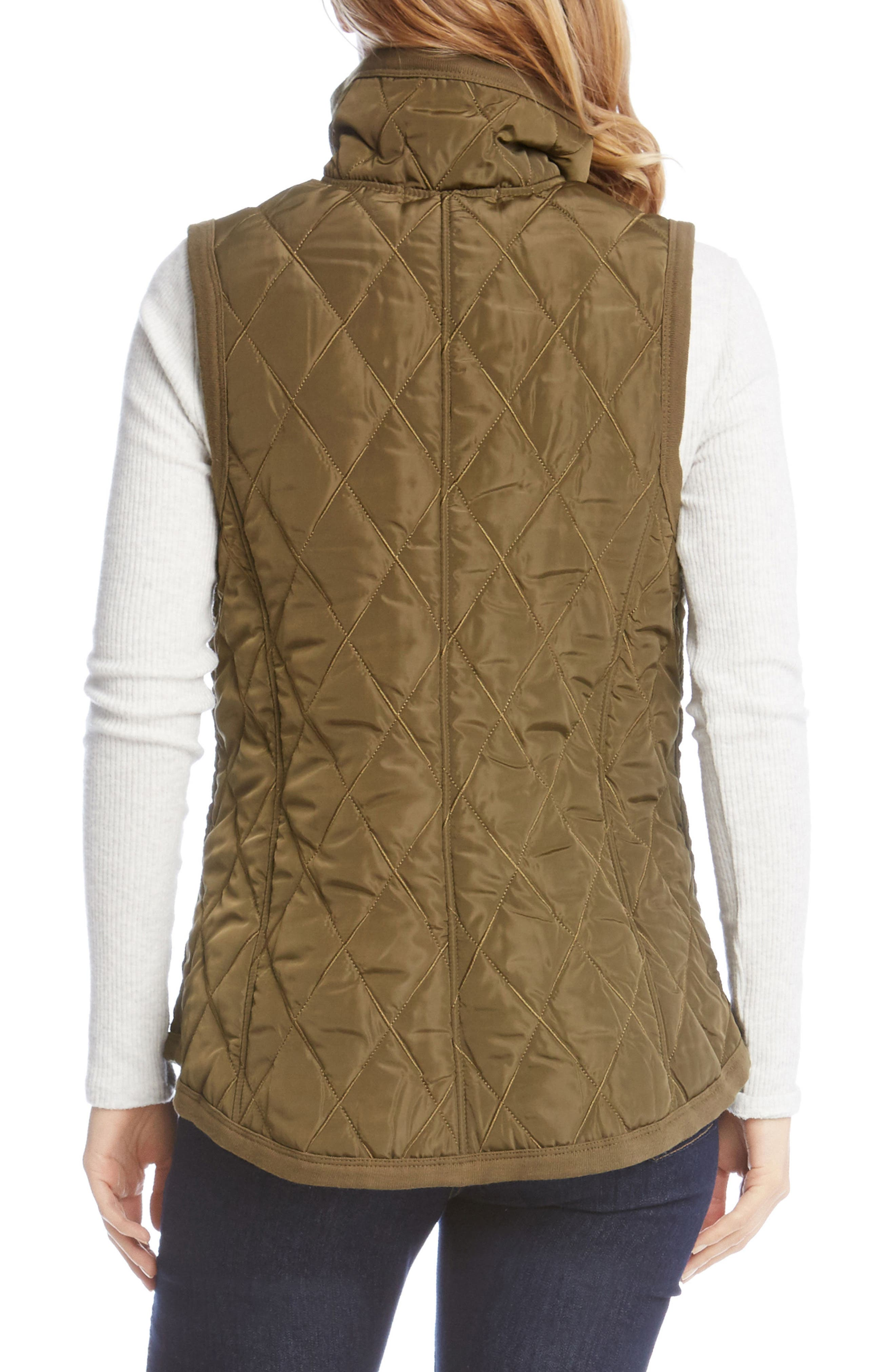 Quilted Vest,                             Alternate thumbnail 2, color,                             330
