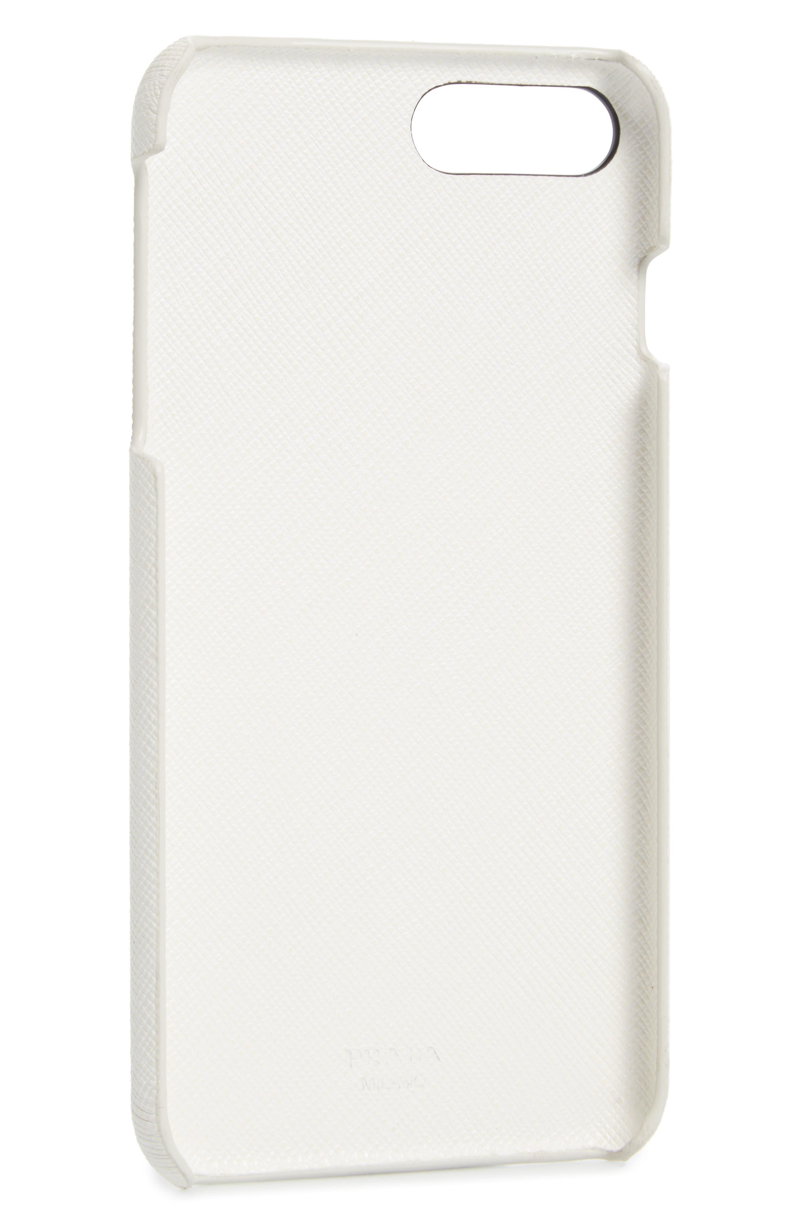 Saffiano Metal Oro iPhone 7/8 Plus Case,                             Alternate thumbnail 8, color,