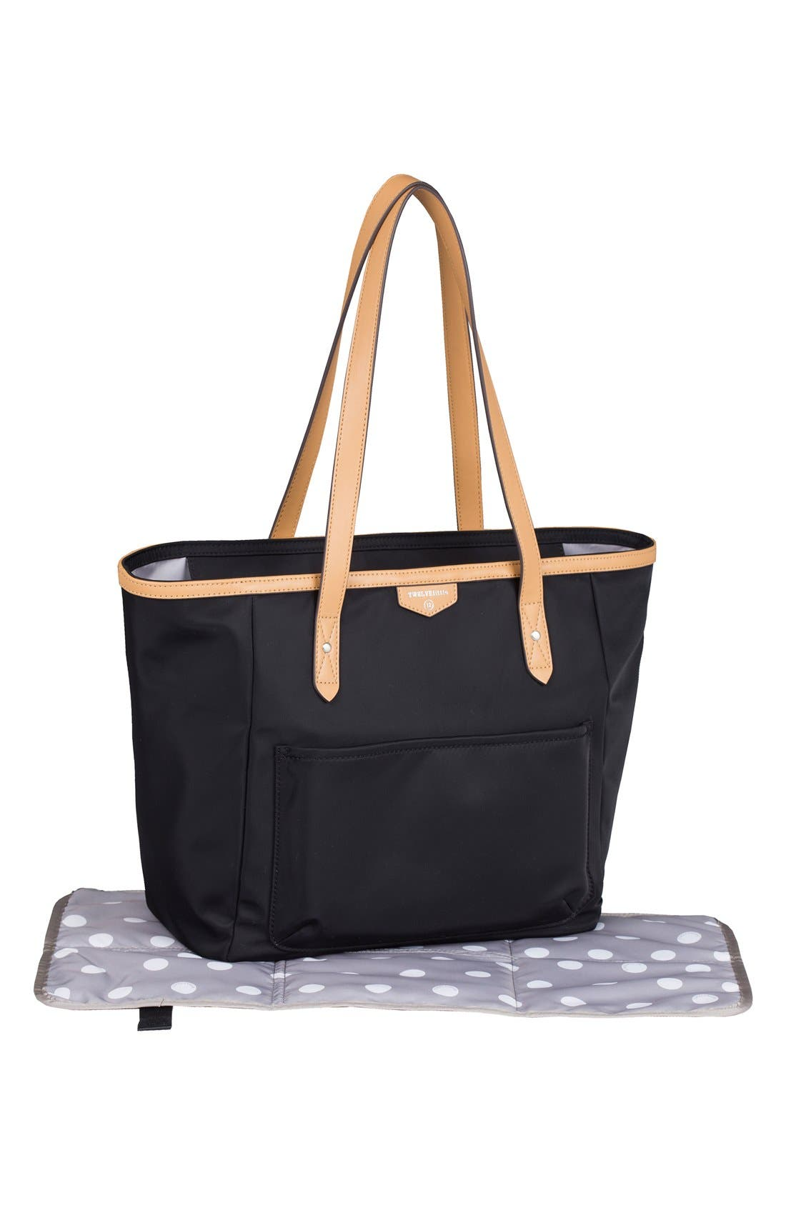 'Everyday' Diaper Tote,                             Alternate thumbnail 3, color,                             001