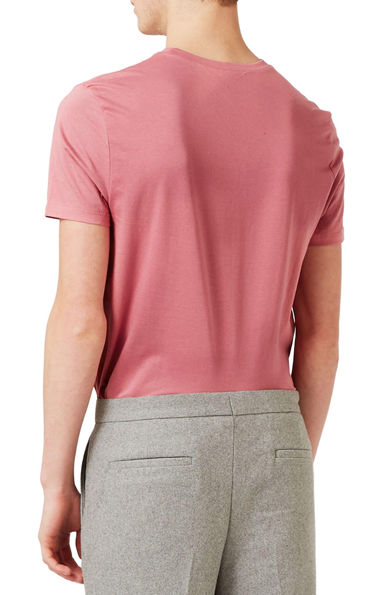 Slim Fit Crewneck T-Shirt,                             Alternate thumbnail 182, color,