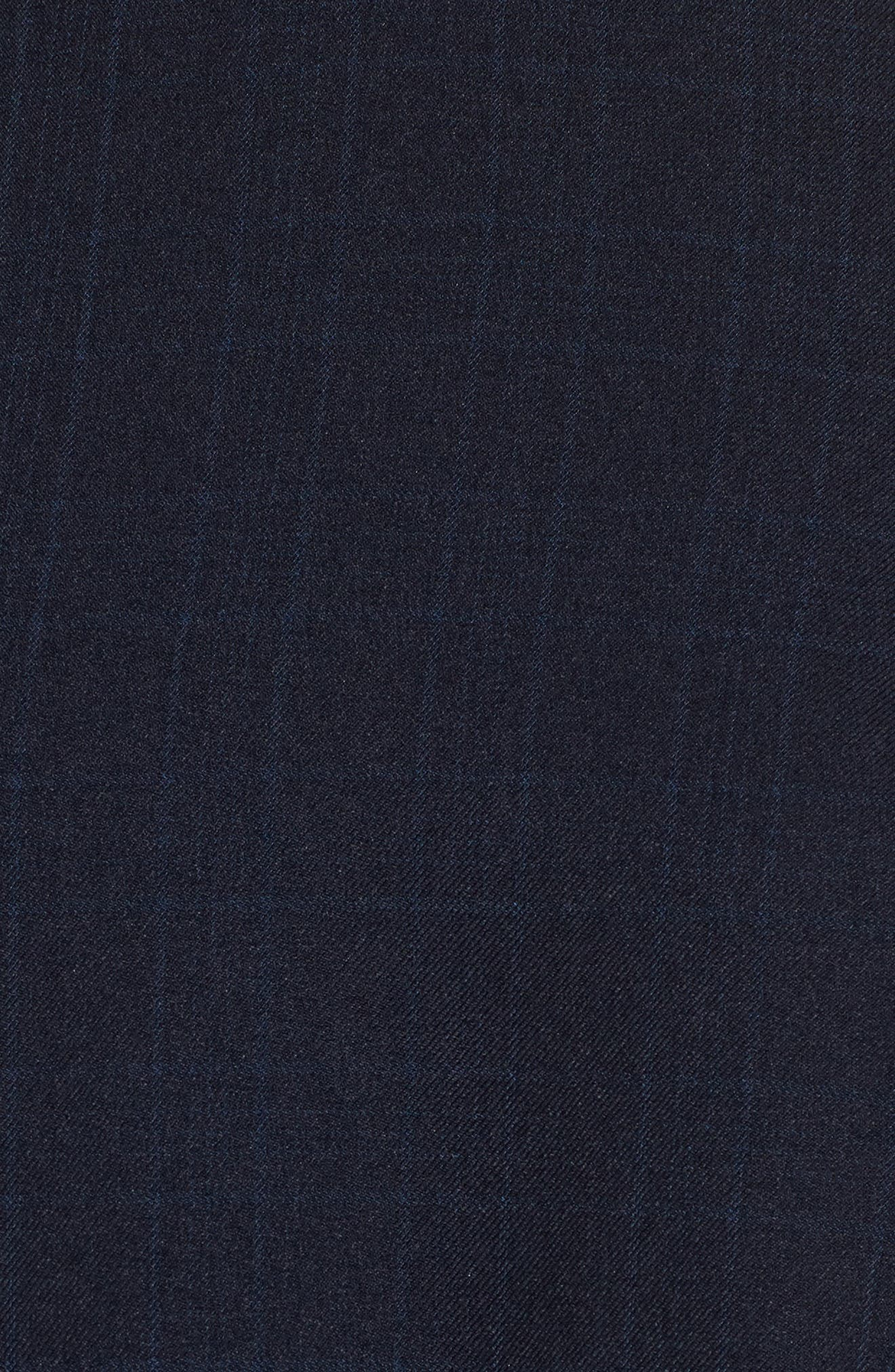 Ruffle Cold Shoulder Top,                             Alternate thumbnail 5, color,