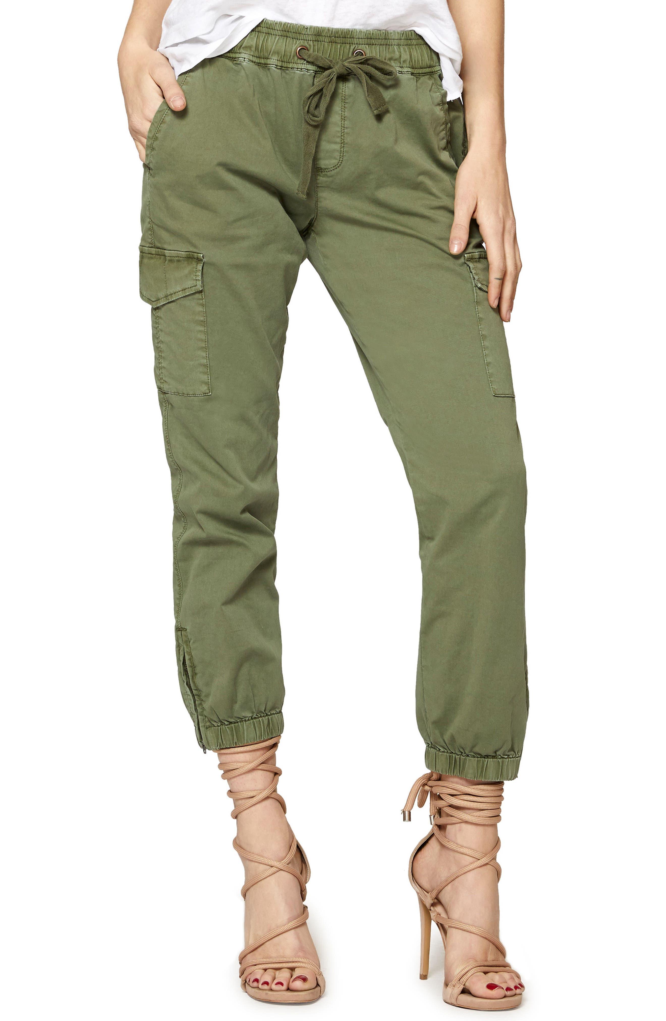 Drawstring Trooper Pants,                             Main thumbnail 3, color,