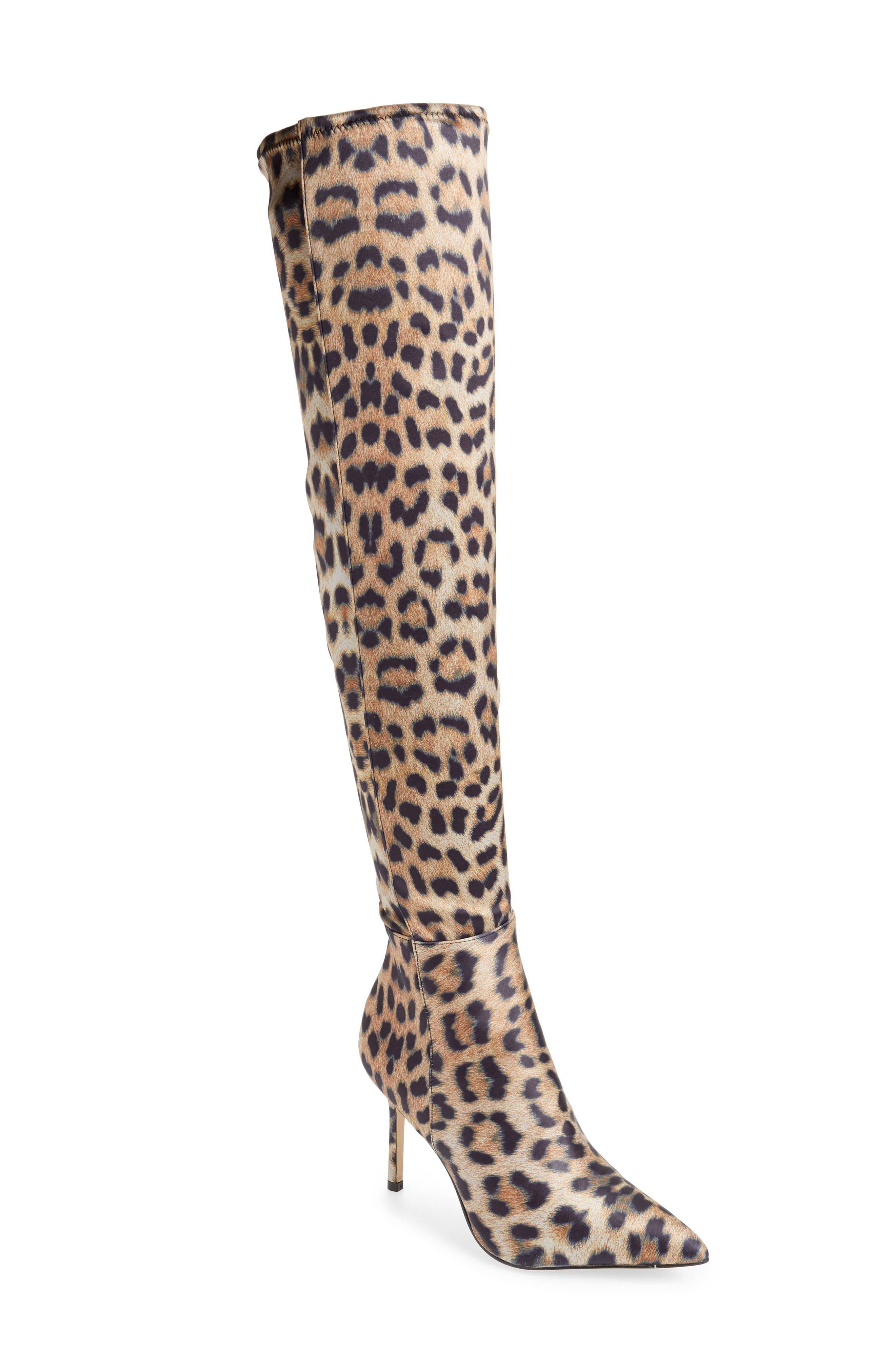 Katy Perry The Idolize Over The Knee Boot, Brown
