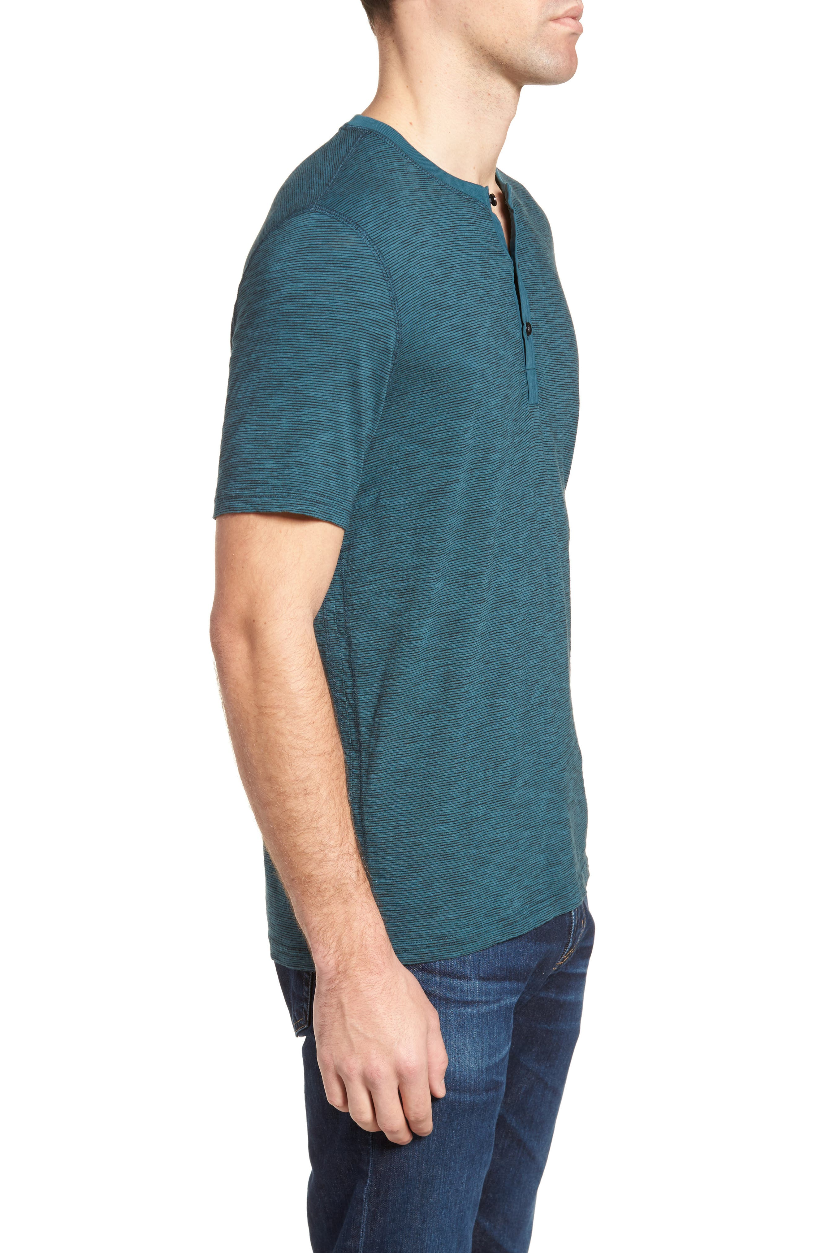 Garment Dyed Henley,                             Alternate thumbnail 3, color,                             427