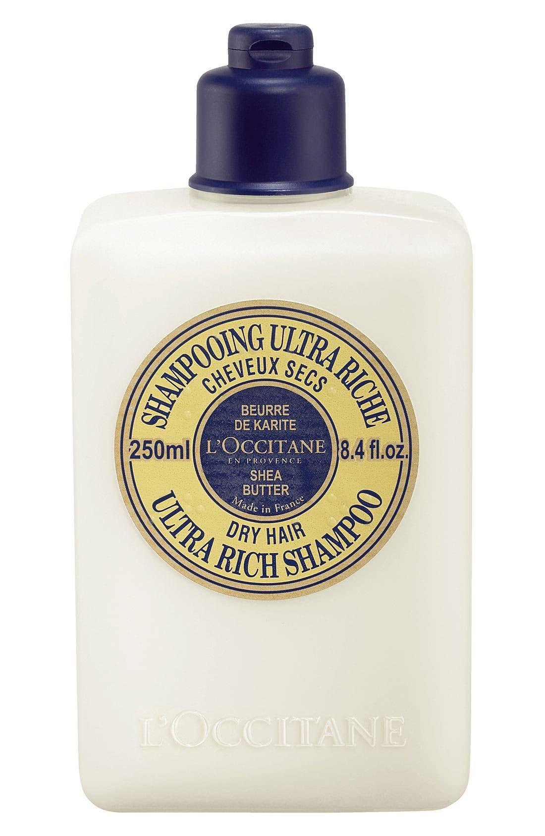 Shea Ultra Rich Shampoo,                             Main thumbnail 1, color,                             000