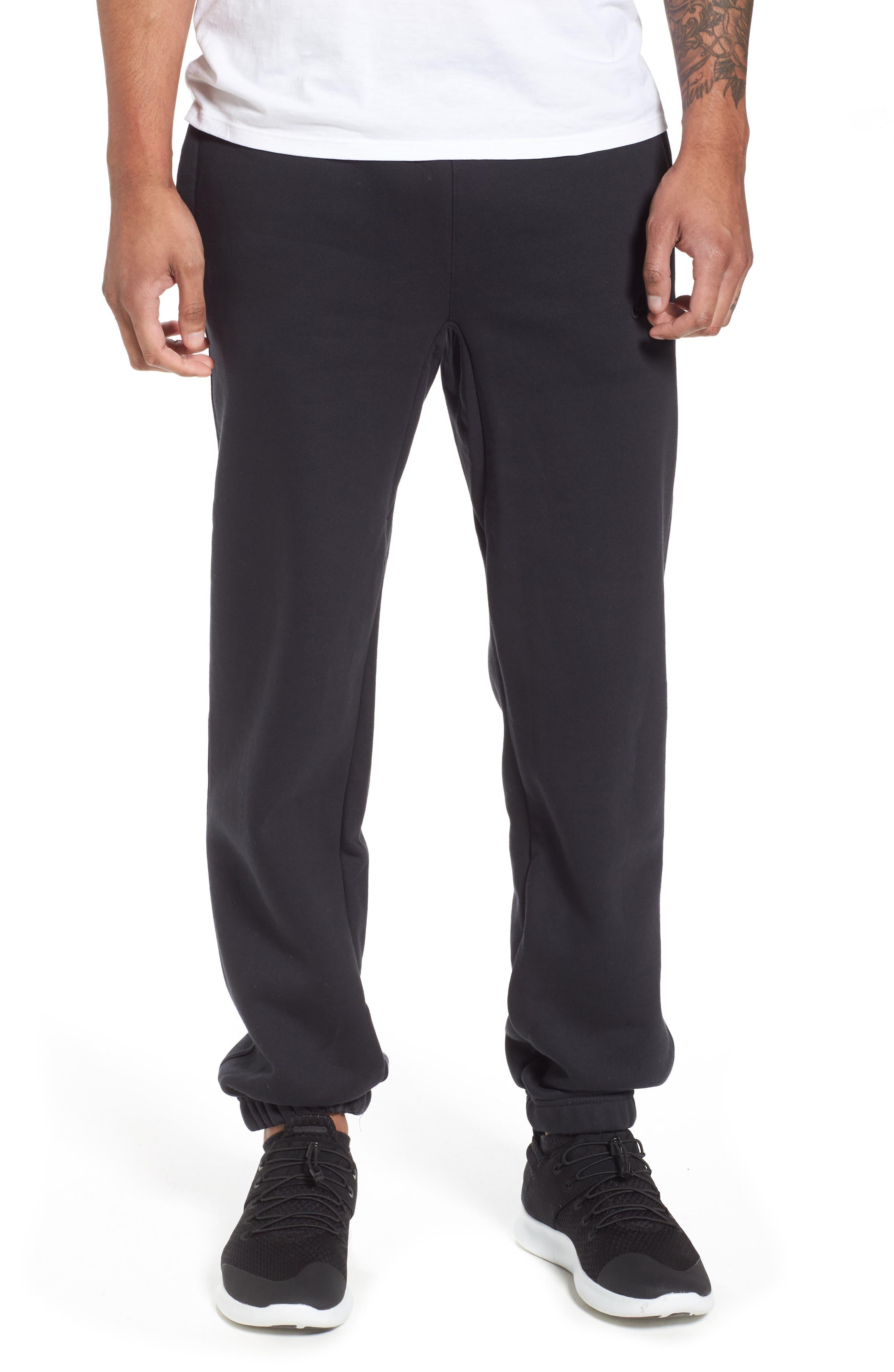 Icon Fleece Pants,                         Main,                         color, 010