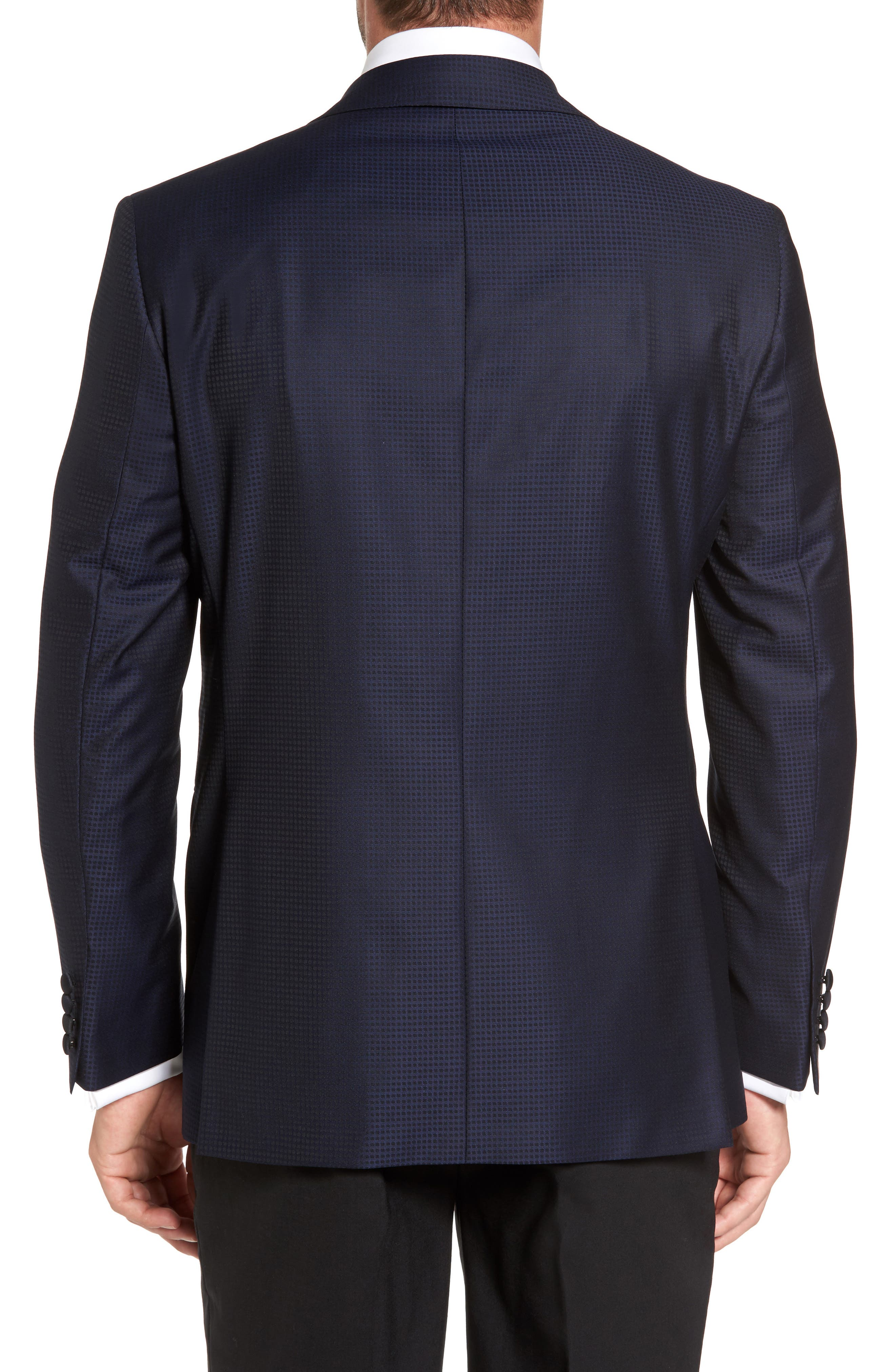 Reed Classic Fit Wool Dinner Jacket,                             Alternate thumbnail 2, color,