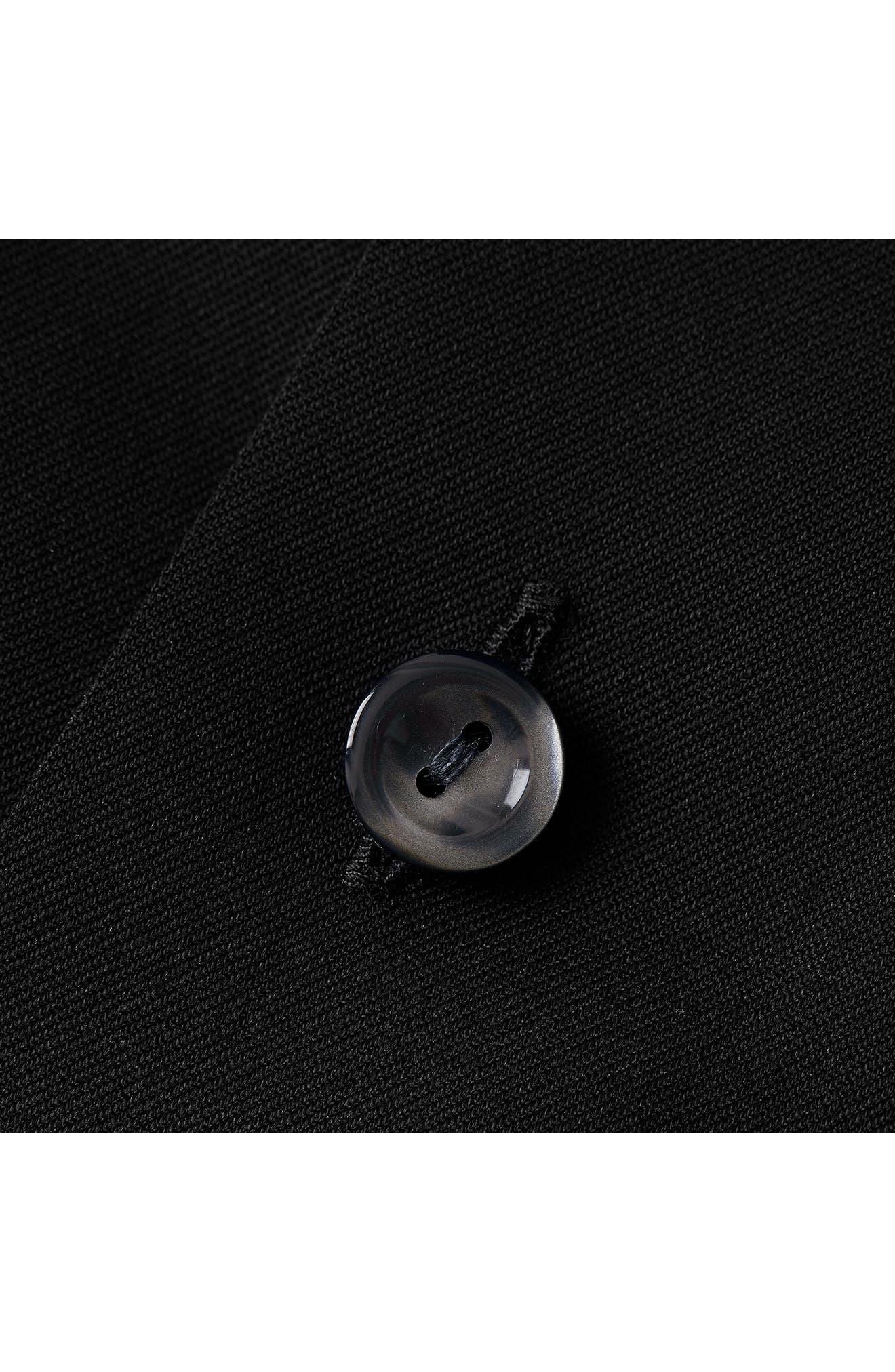 Classic Fit Twill Dress Shirt,                             Main thumbnail 1, color,                             001