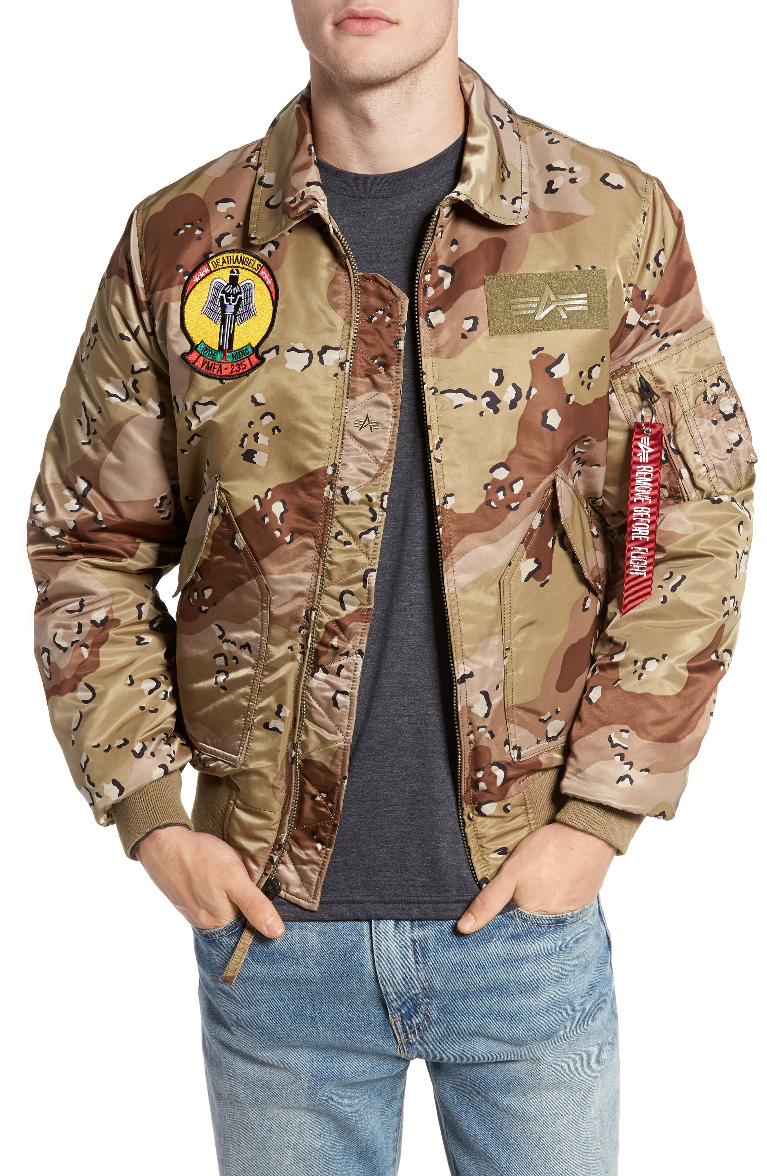 CWO 45/P Storm Cruise Jacket,                         Main,                         color, 200