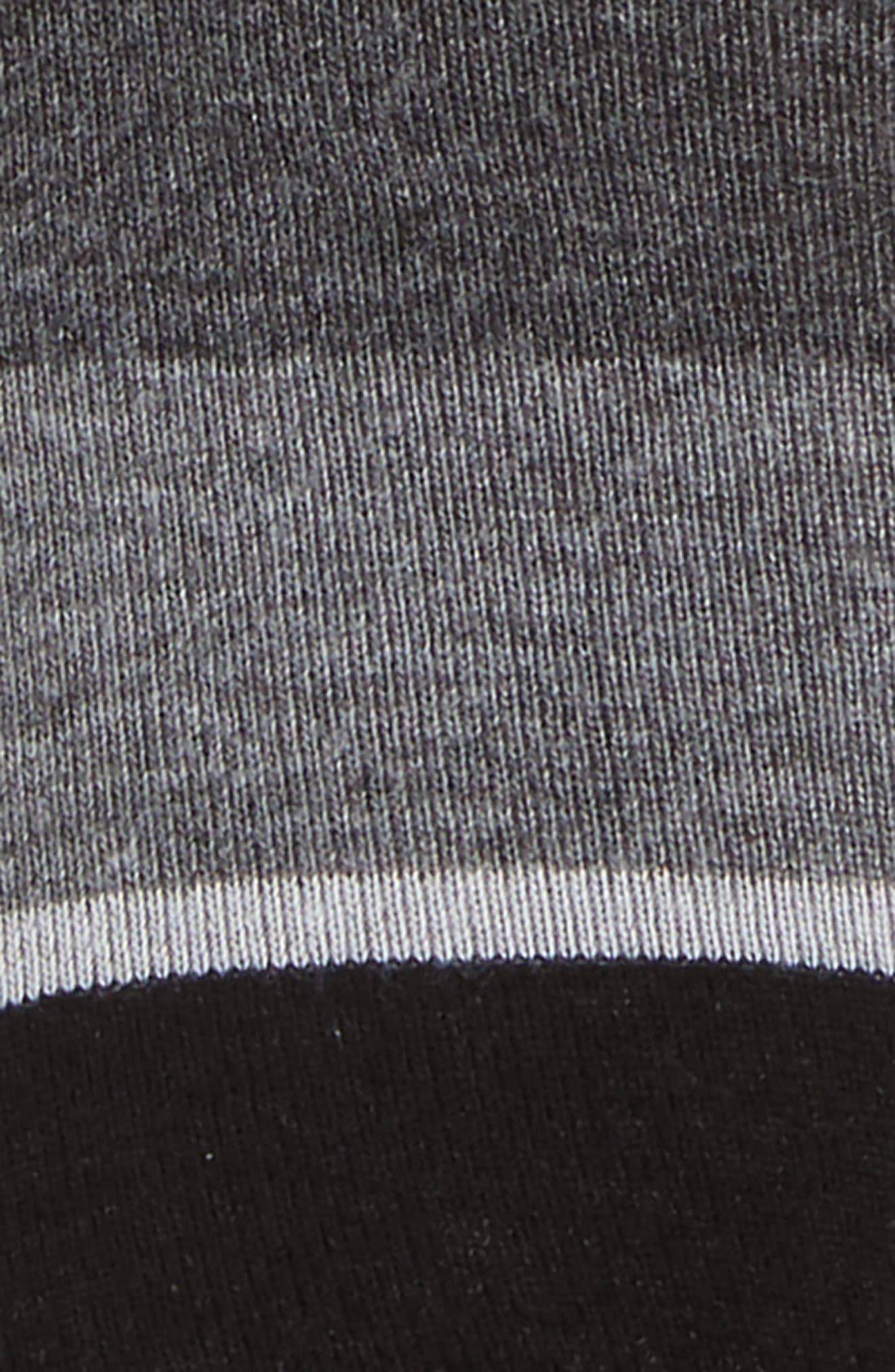 Colorblock Socks,                             Alternate thumbnail 3, color,