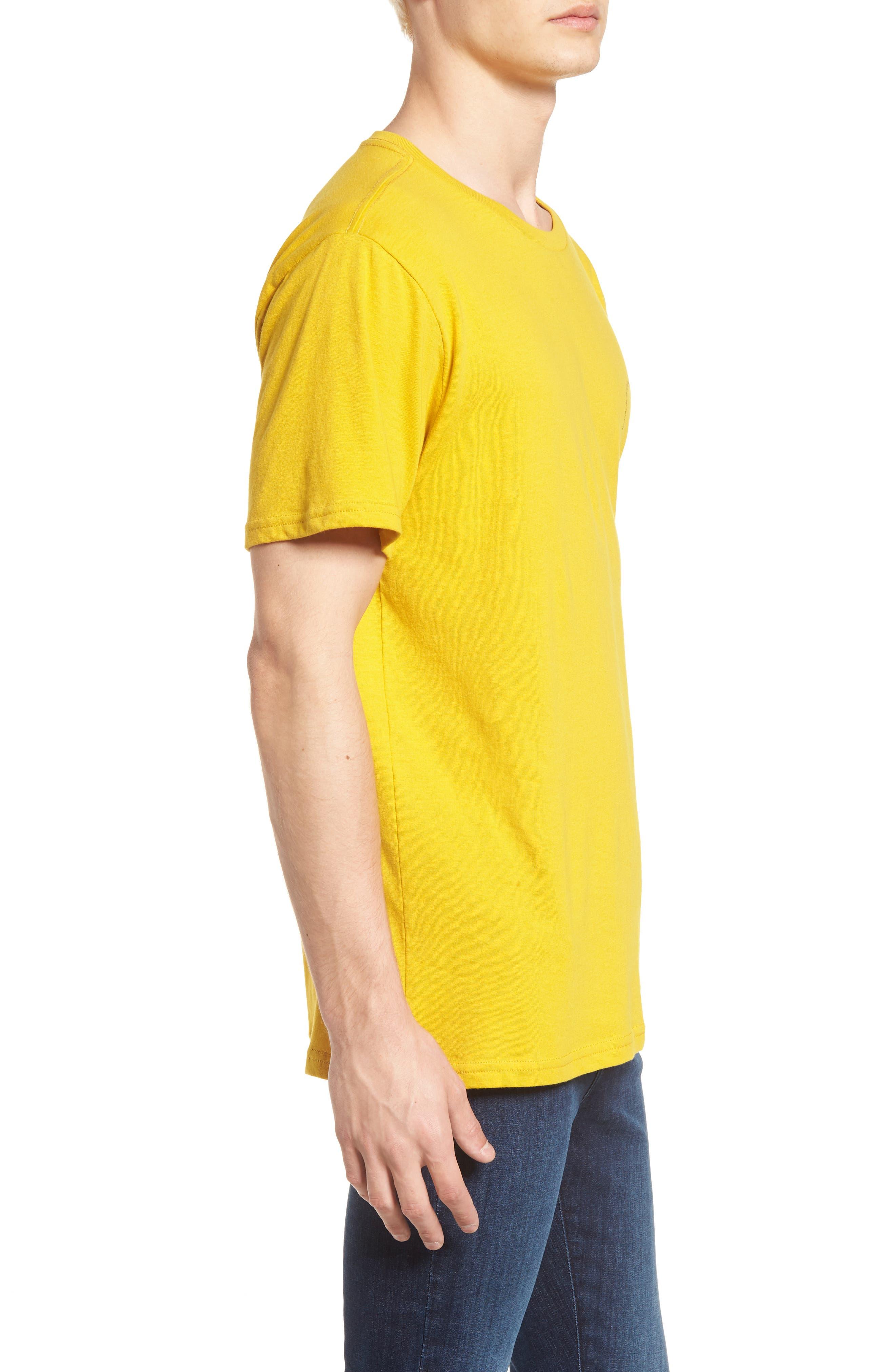 Twin Palms Graphic T-Shirt,                             Alternate thumbnail 3, color,                             701