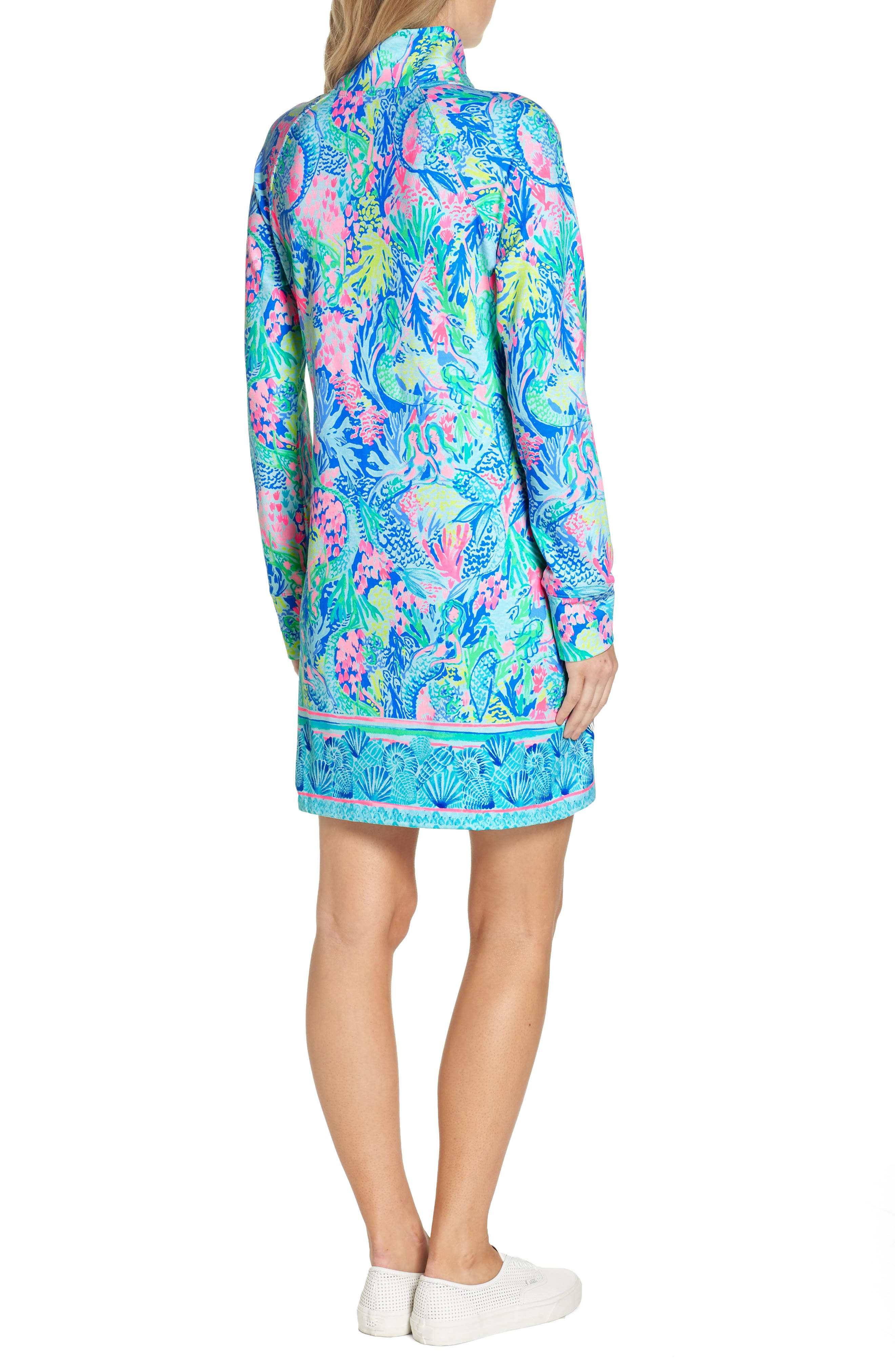 LILLY PULITZER<SUP>®</SUP>,                             Lilly Pulitzer Skipper Shift Dress,                             Alternate thumbnail 2, color,                             449