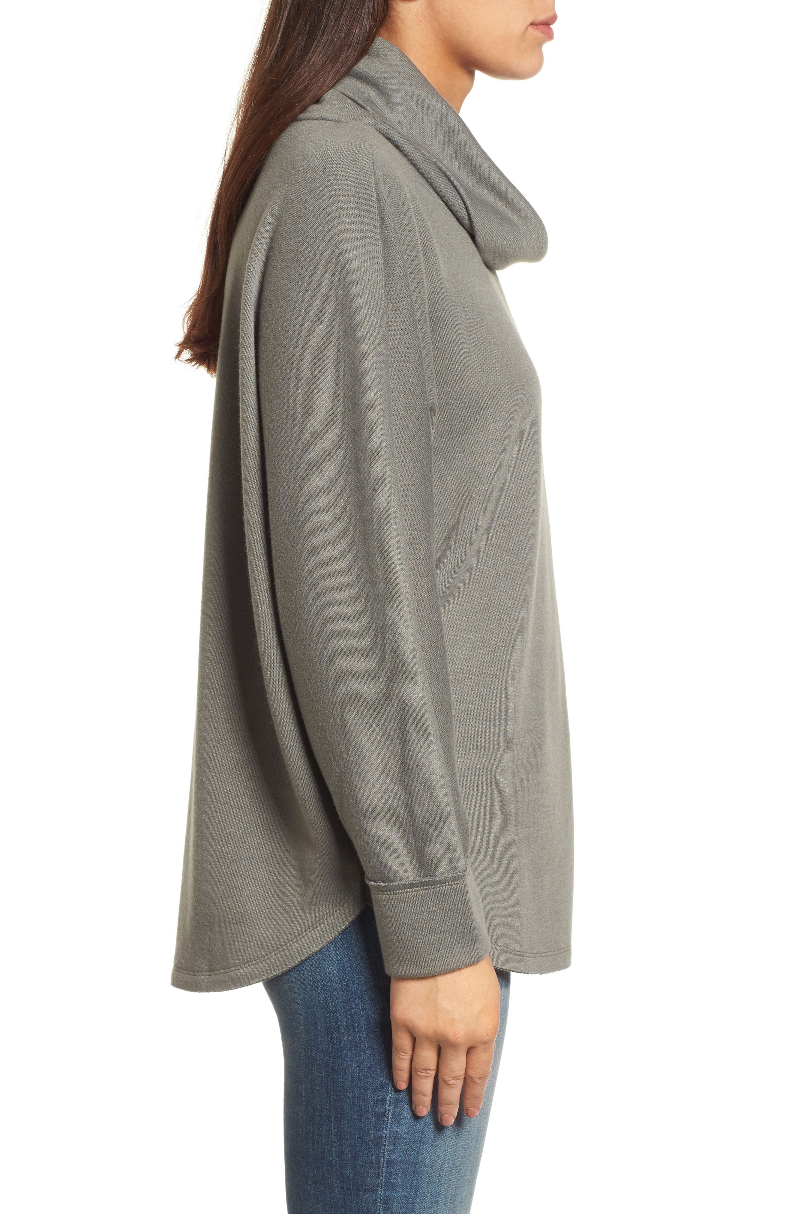 Cowl Neck Pullover,                             Alternate thumbnail 11, color,