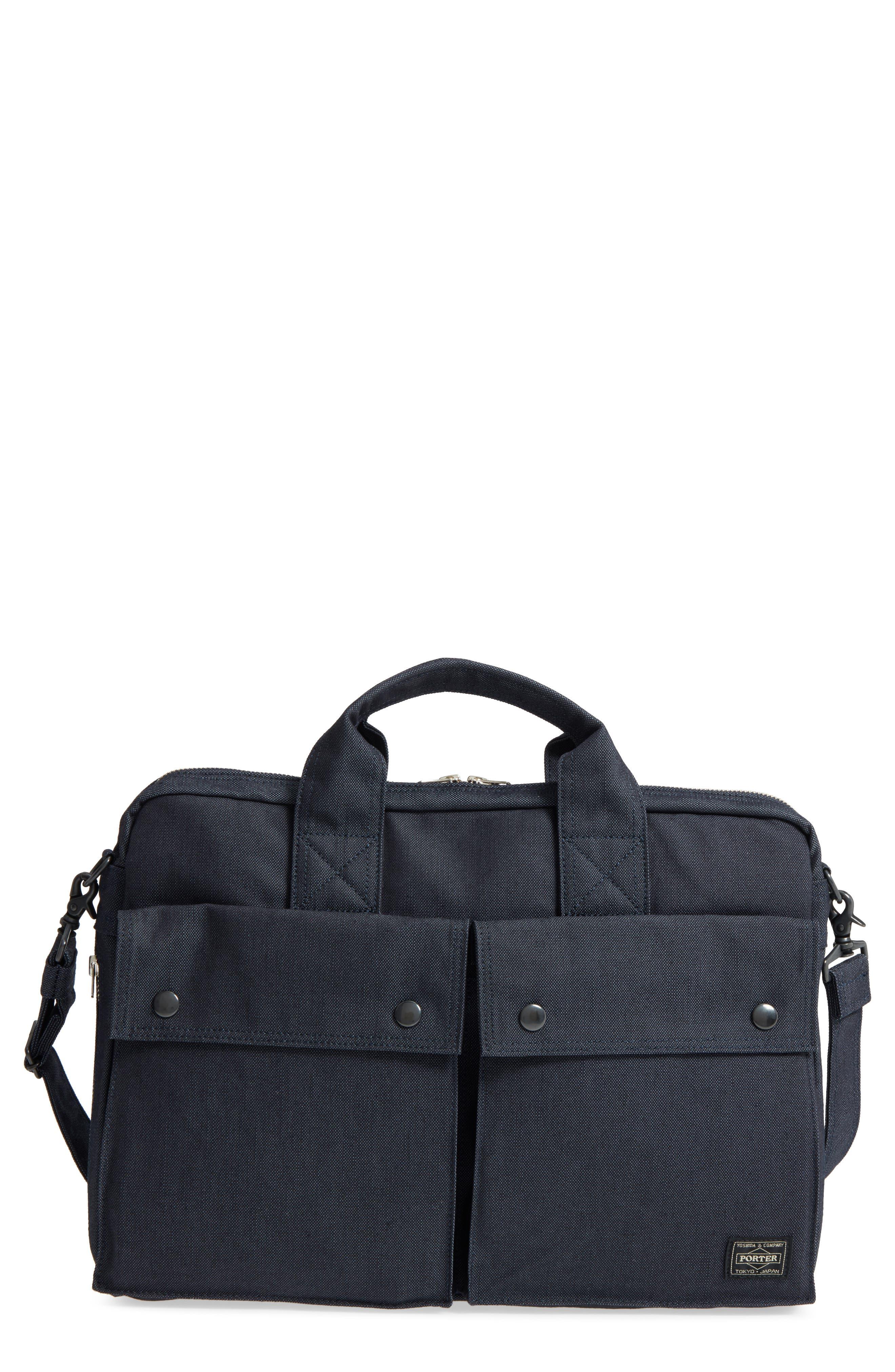 Porter-Yoshida & Co. Smoky Two-Way Briefcase,                         Main,                         color, 400
