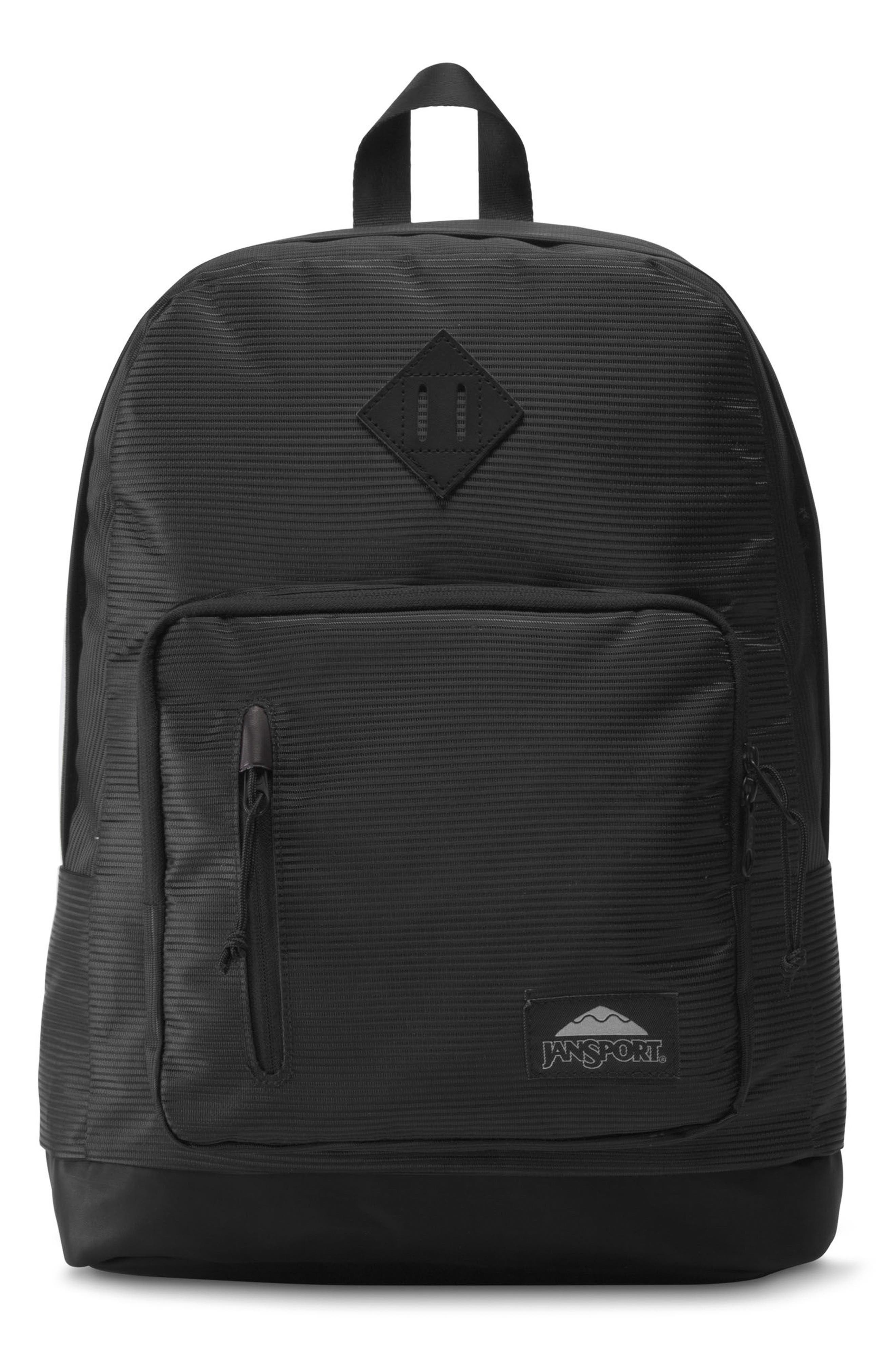 JANSPORT Axiom Backpack, Main, color, 001