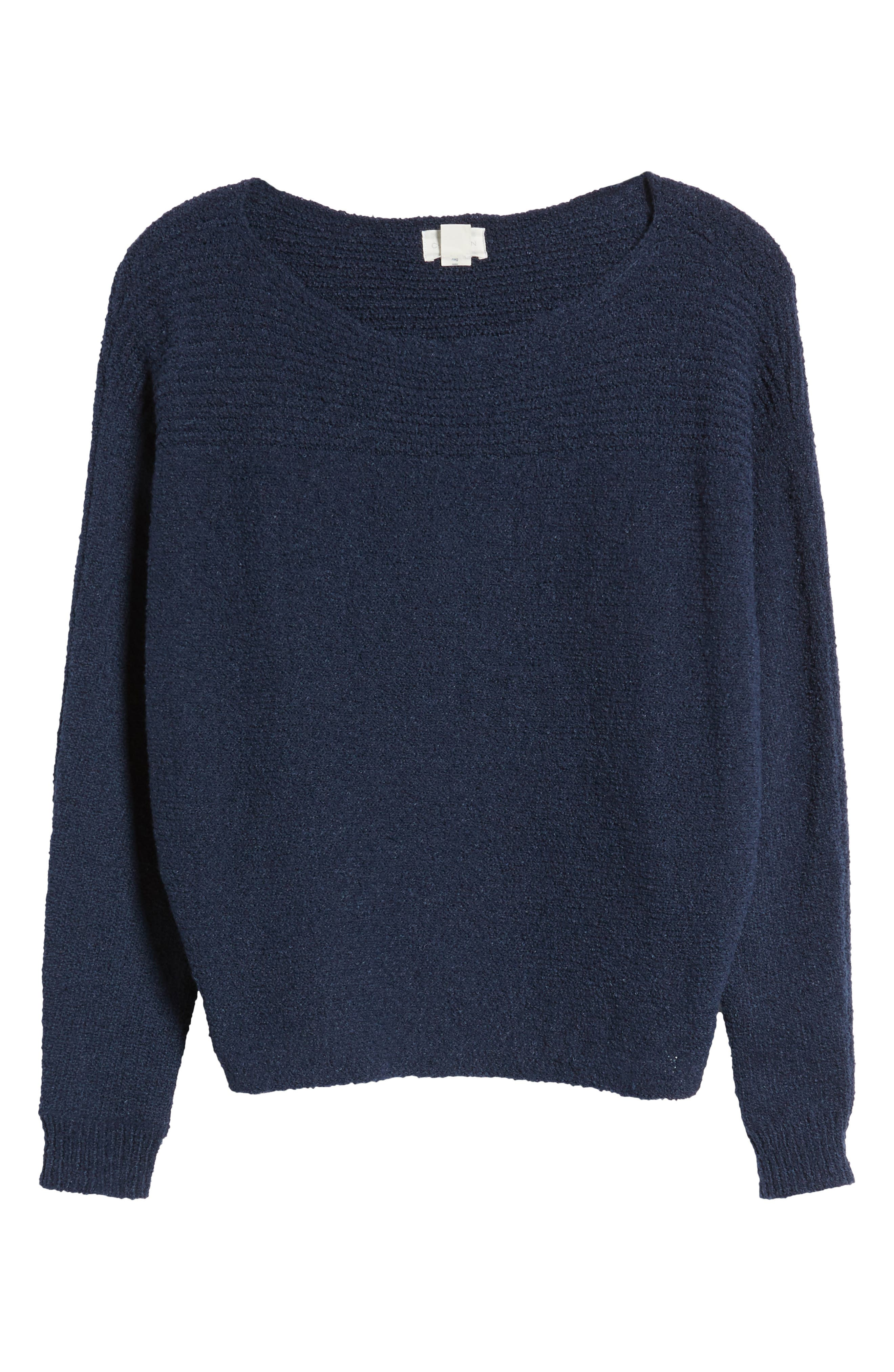 Calson<sup>®</sup> Dolman Sleeve Sweater,                             Alternate thumbnail 7, color,                             410