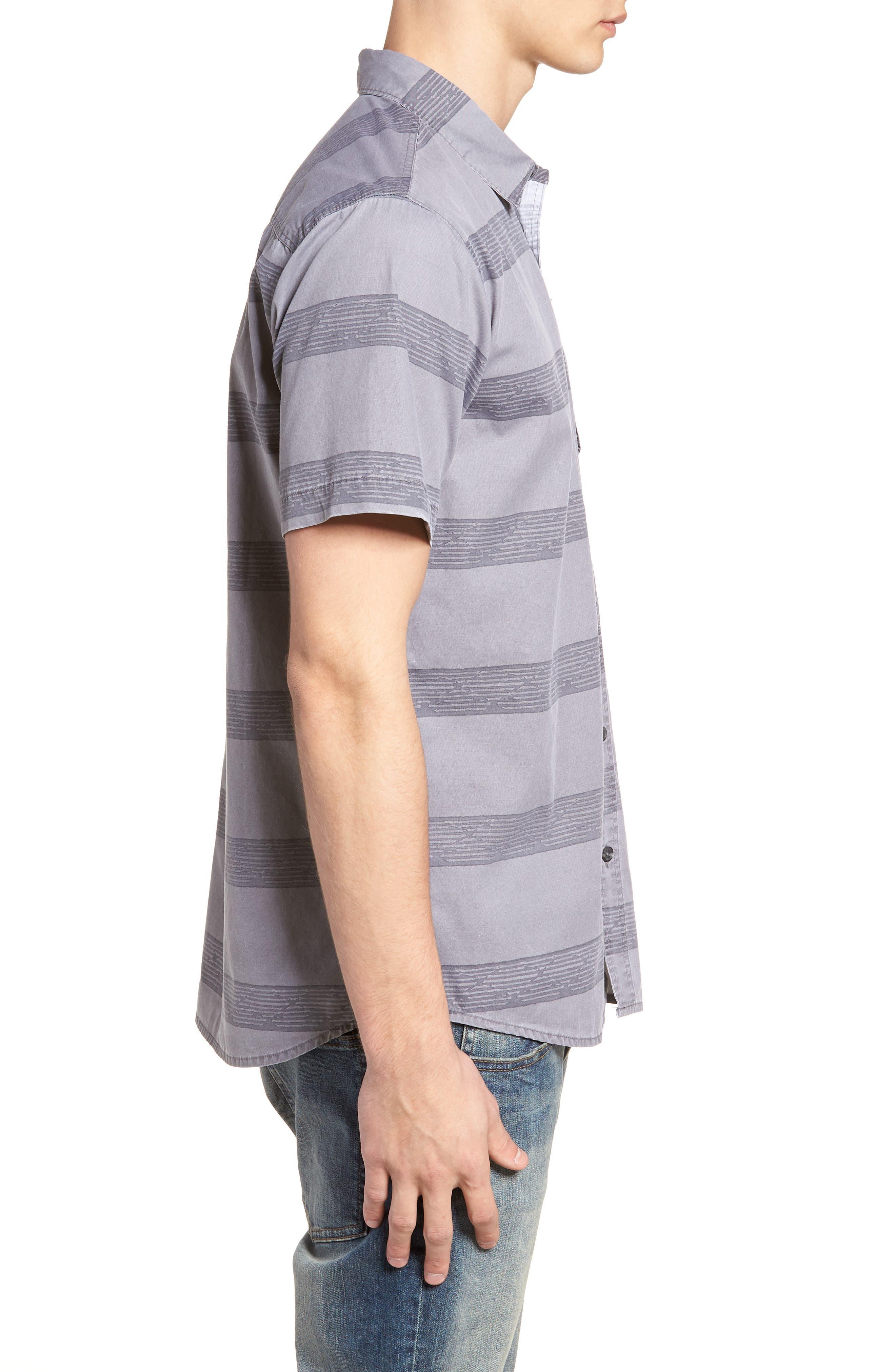 O'NEILL,                             Wagner Woven Shirt,                             Alternate thumbnail 3, color,                             036