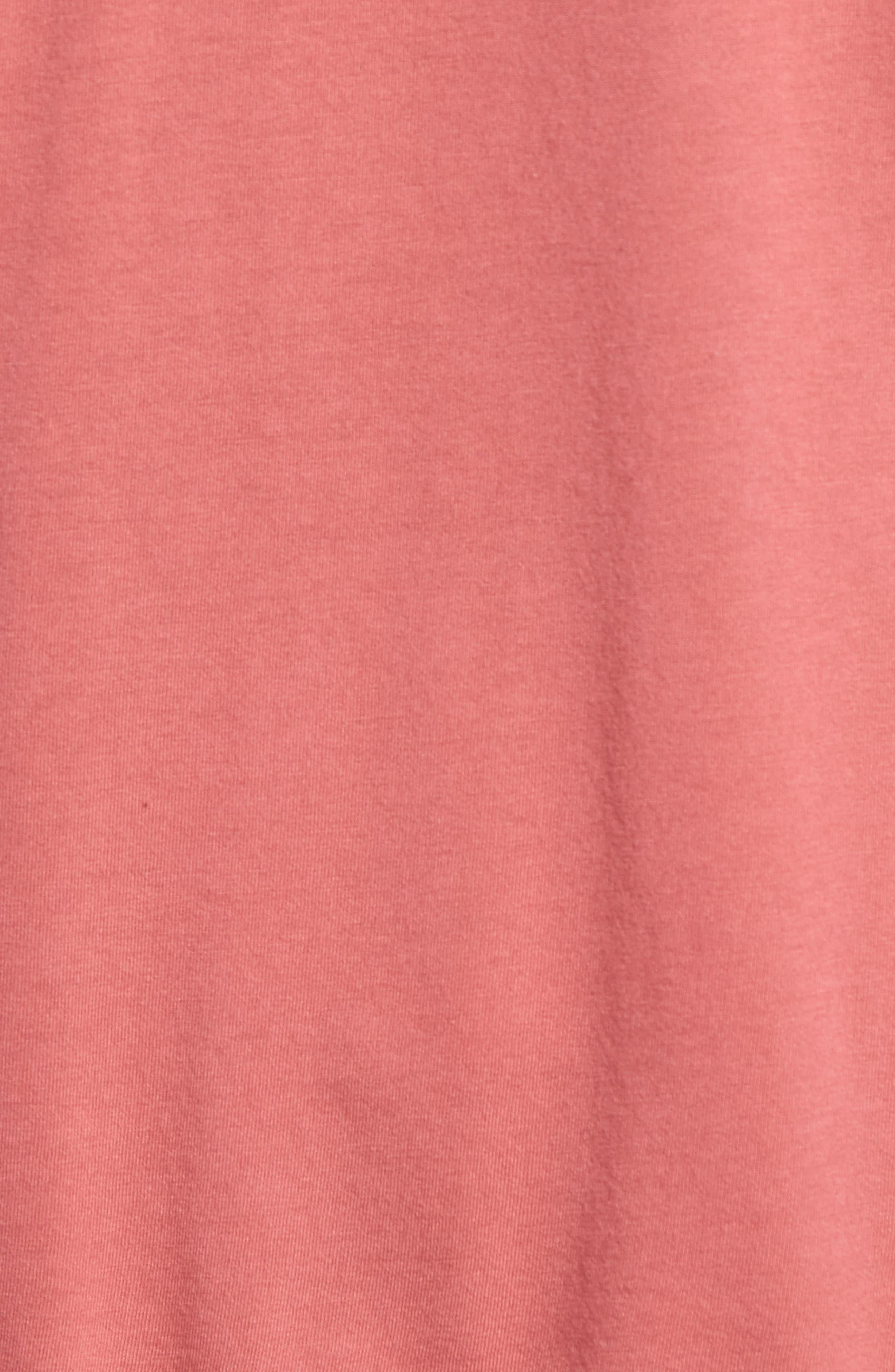Essential V-Neck T-Shirt,                             Alternate thumbnail 50, color,