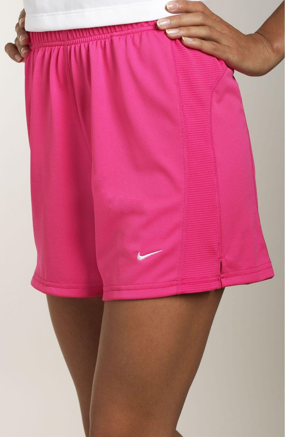 'Sphere Dry' Tech Shorts, Main, color, BLK