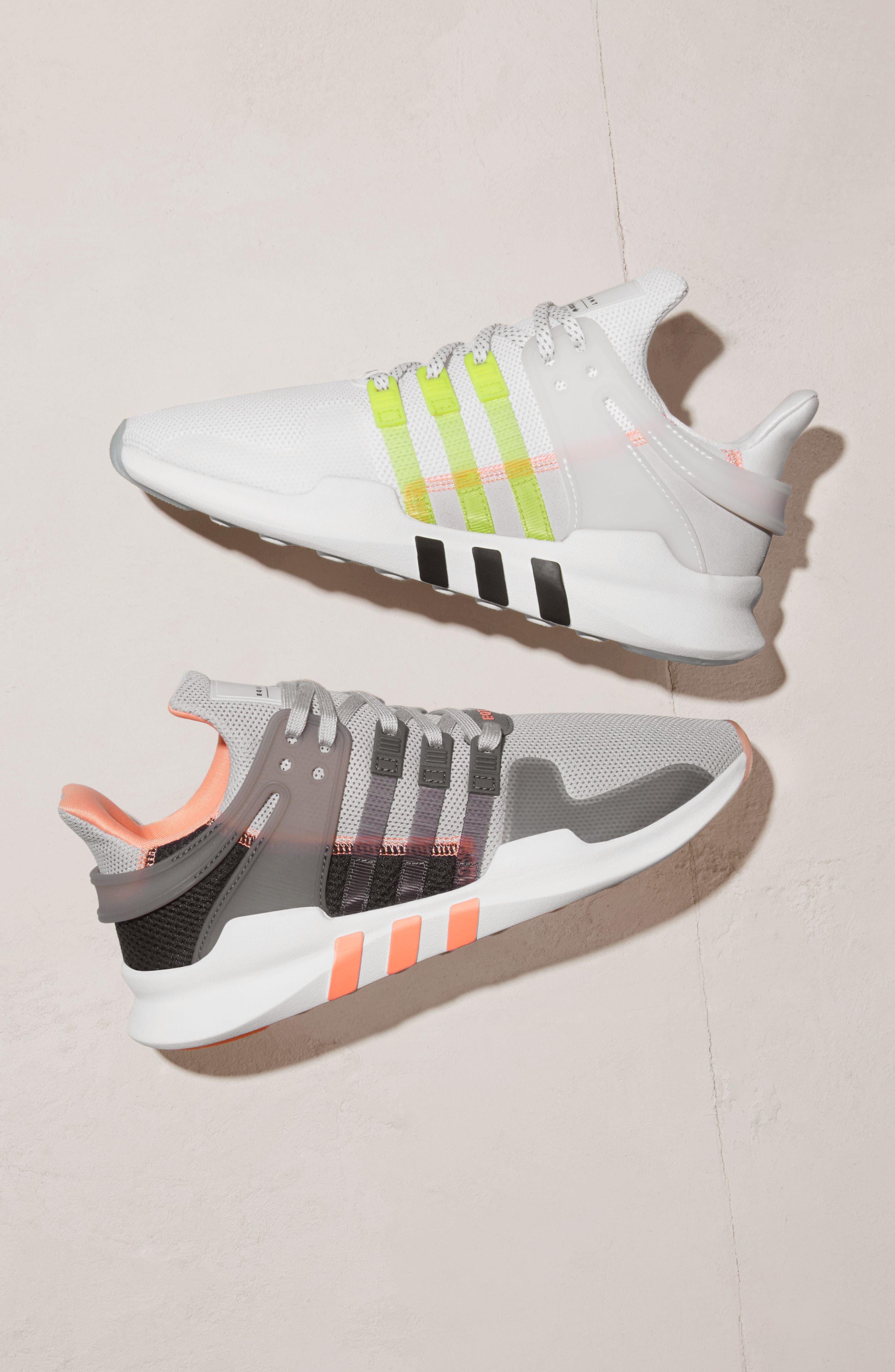 EQT Support Adv Sneaker,                             Alternate thumbnail 7, color,                             020
