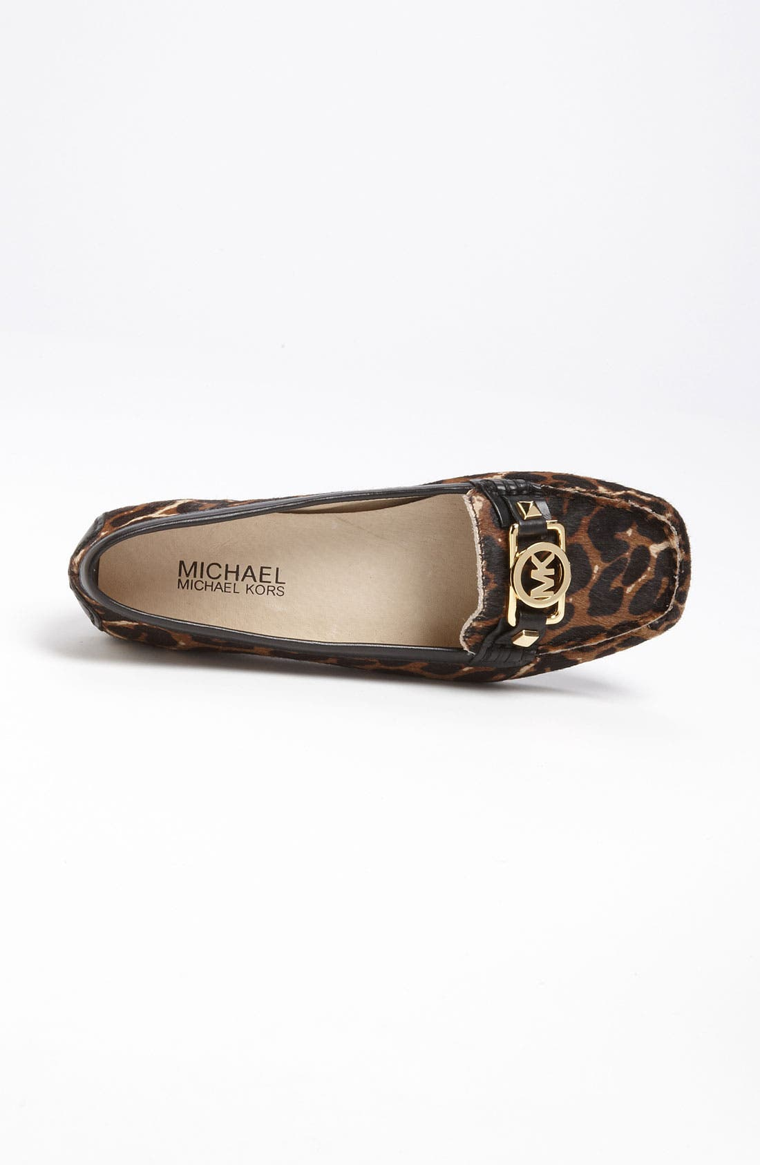 MICHAEL MICHAEL KORS,                             'Charm' Moccasin,                             Alternate thumbnail 2, color,                             200