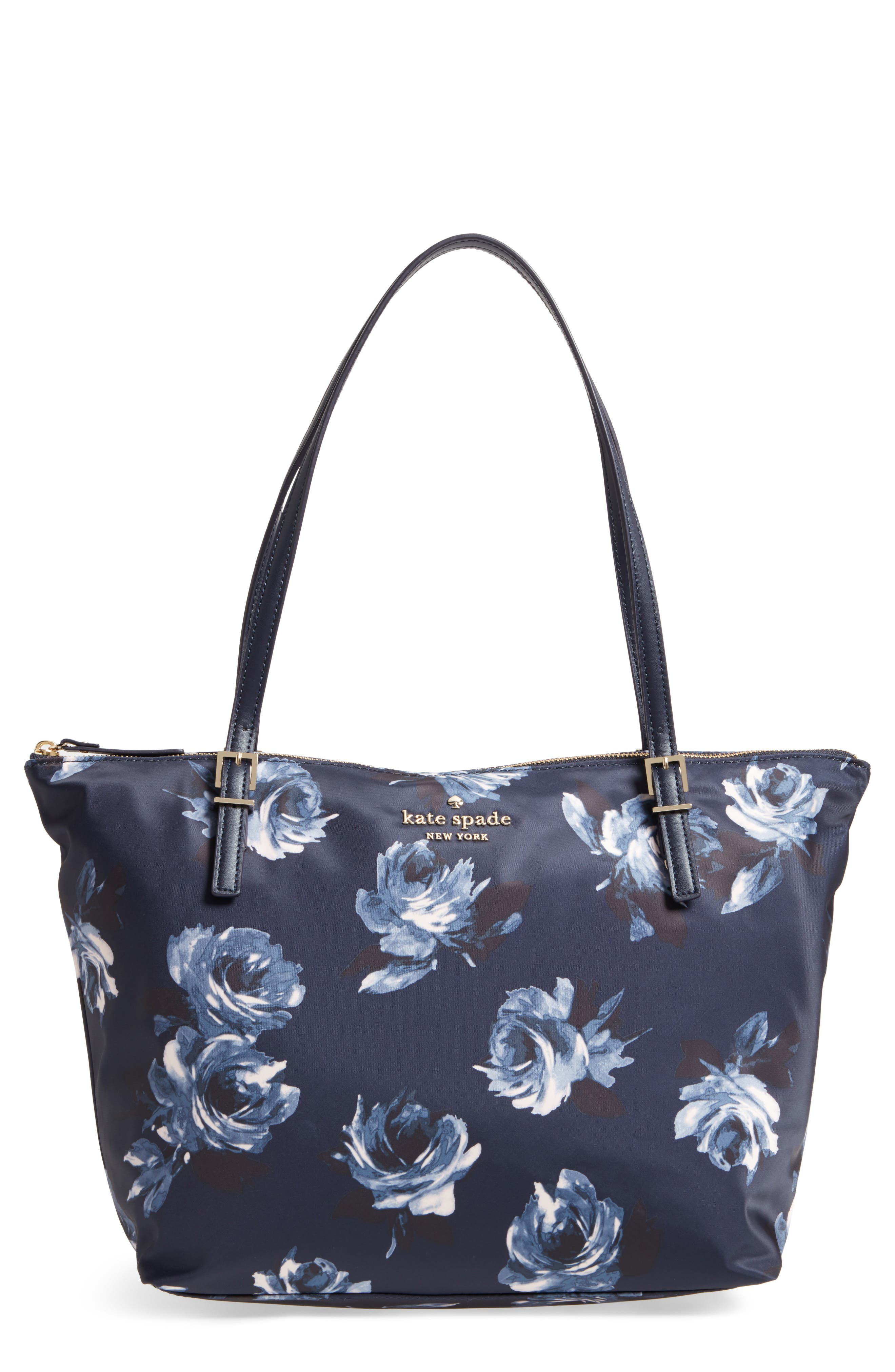 watson lane - night rose maya tote,                         Main,                         color, 485