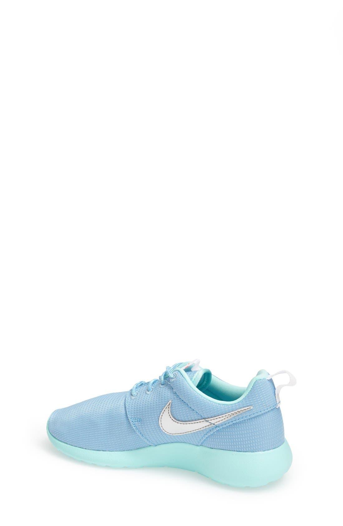 'Roshe Run' Athletic Shoe,                             Alternate thumbnail 131, color,