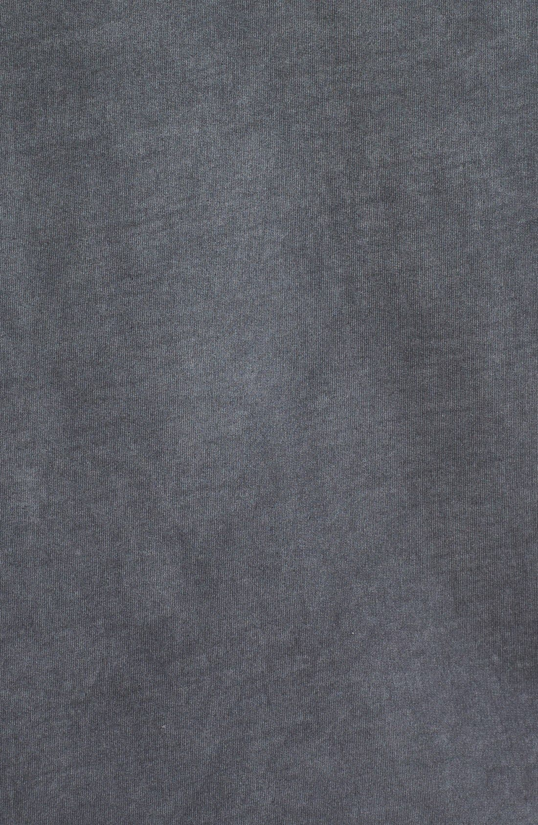 Faded Henley Hoodie,                             Alternate thumbnail 13, color,