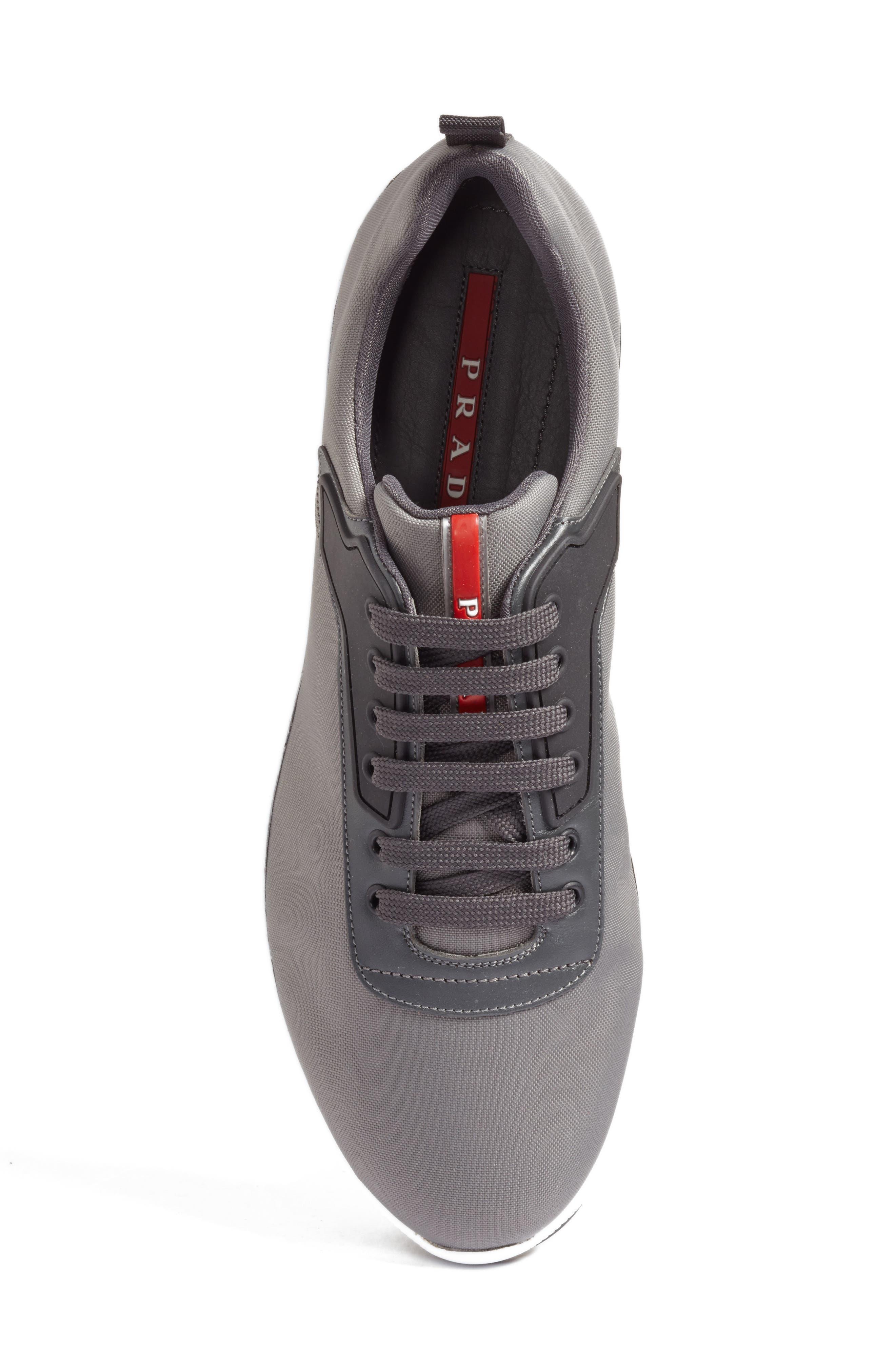 Linea Rossa Tech Sneaker,                             Alternate thumbnail 5, color,                             253