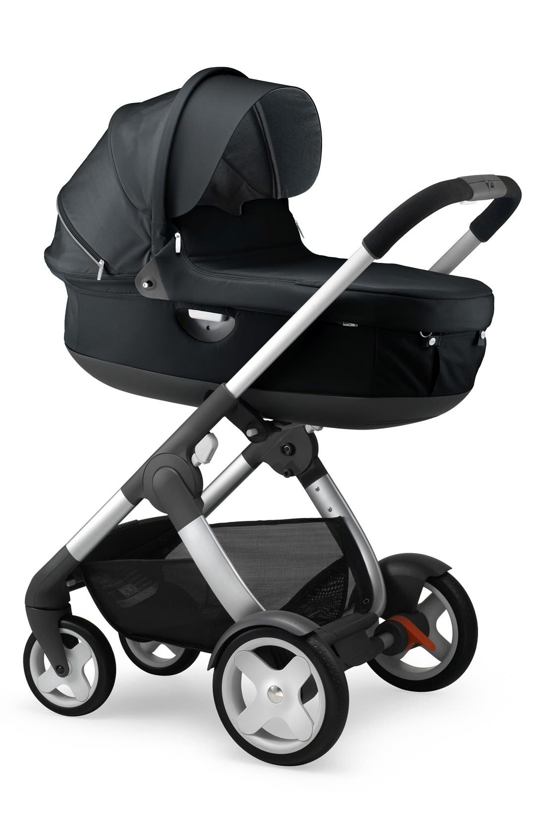 'Trailz & Crusi' Carry Cot,                             Alternate thumbnail 3, color,                             001