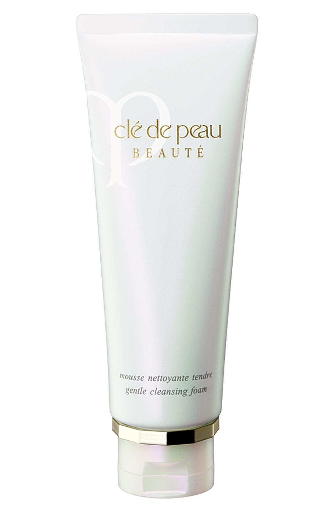 CLÉ DE PEAU BEAUTÉ Gentle Cleansing Foam, Main, color, 000