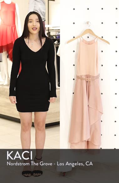Asymmetrical Tea Length Dress, sales video thumbnail