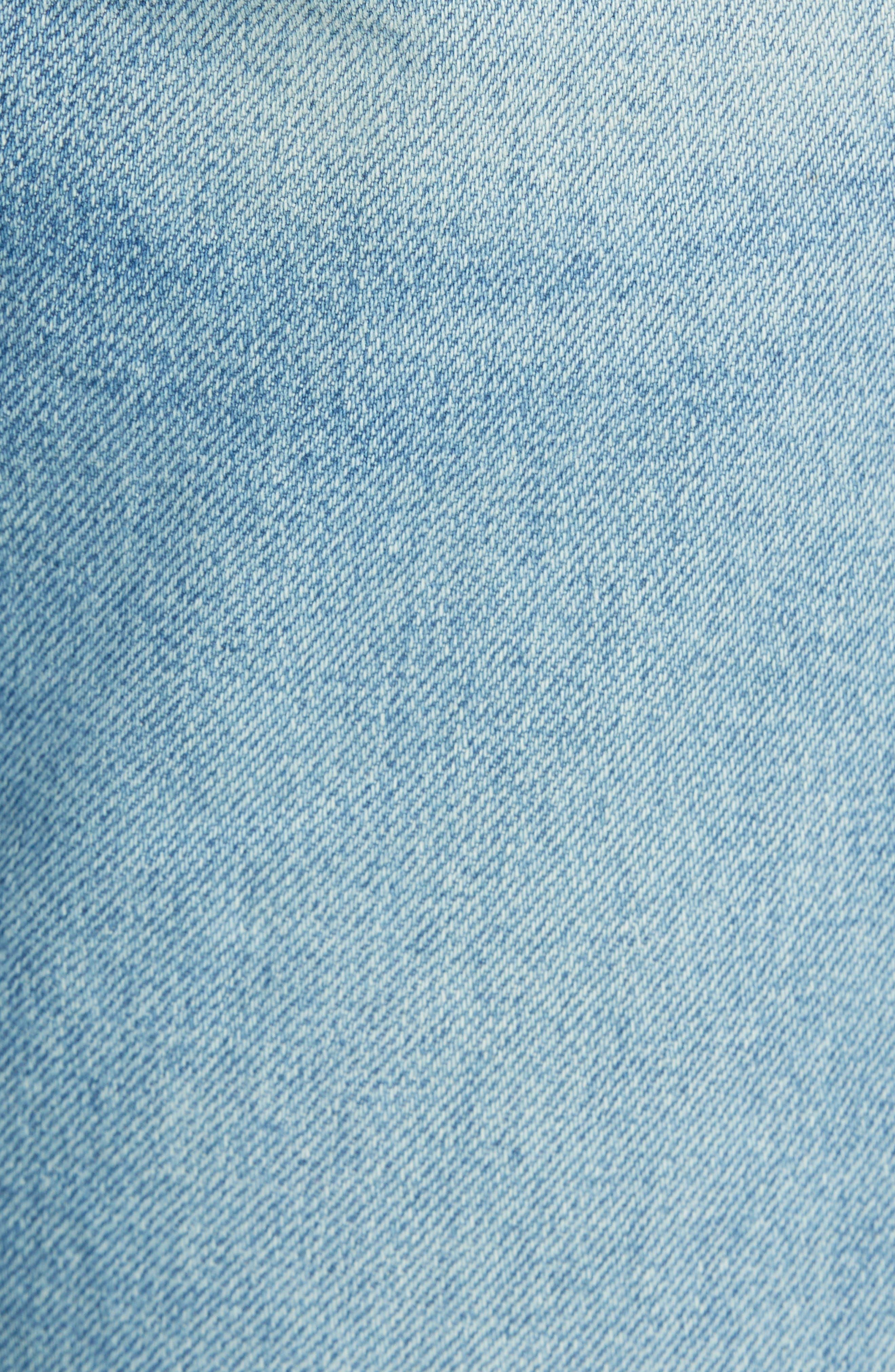 Fit 1 Skinny Fit Jeans,                             Alternate thumbnail 5, color,                             JAMIE