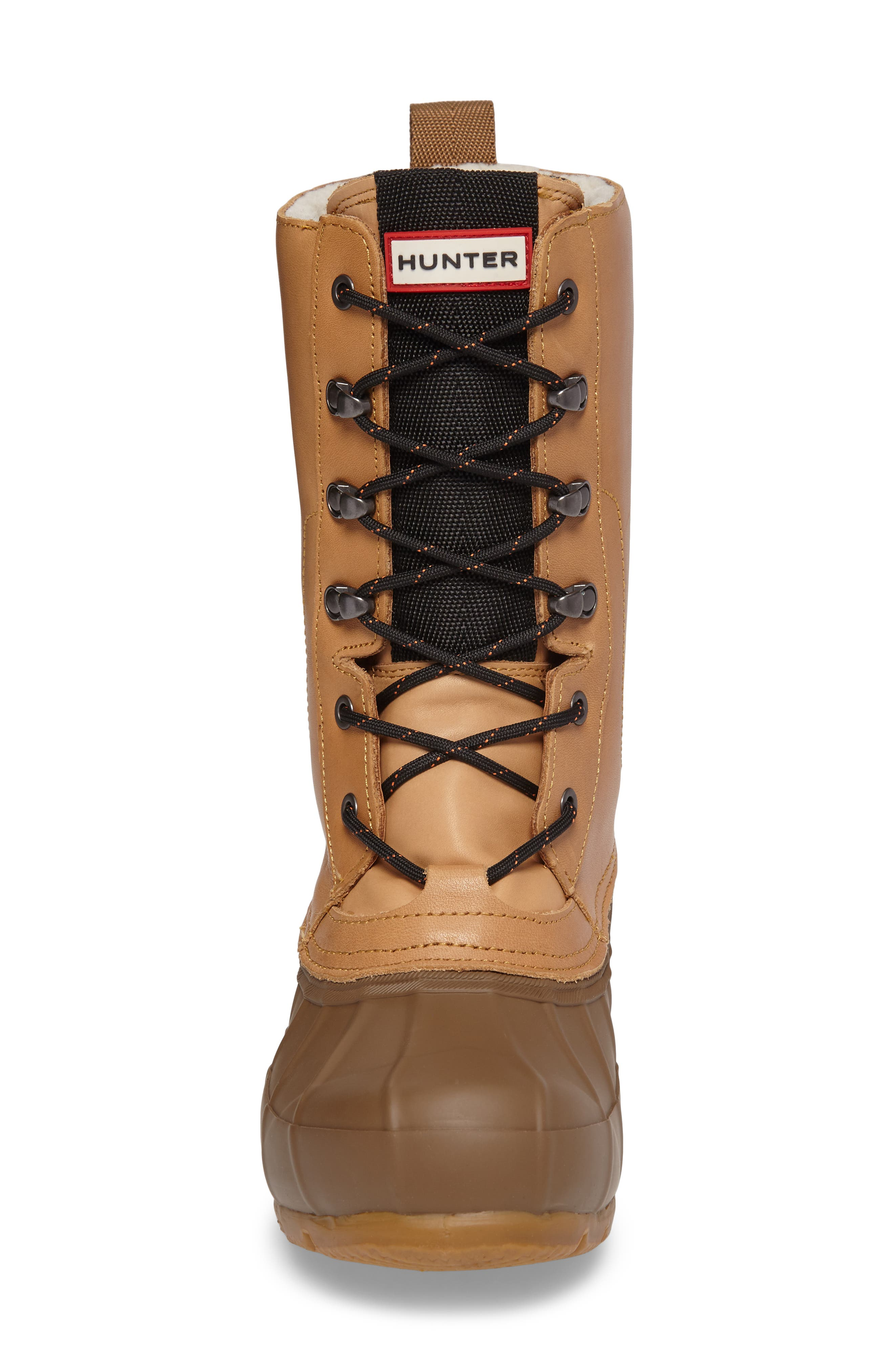 Original Pac Waterproof Boot,                             Alternate thumbnail 4, color,                             PLUTO / LIGHT KHAKI BROWN