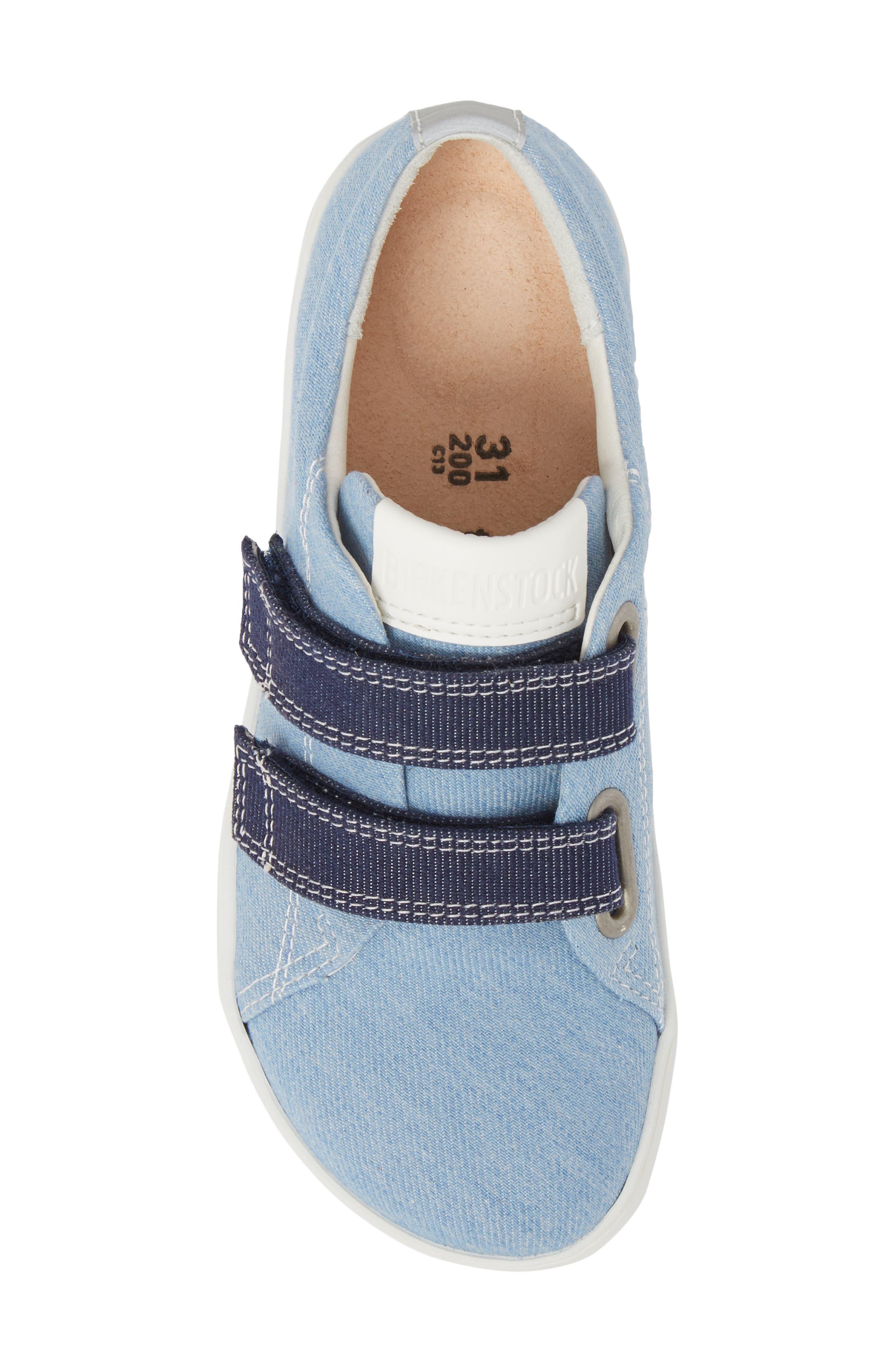 Arran Sneaker,                             Alternate thumbnail 5, color,                             INDIGO