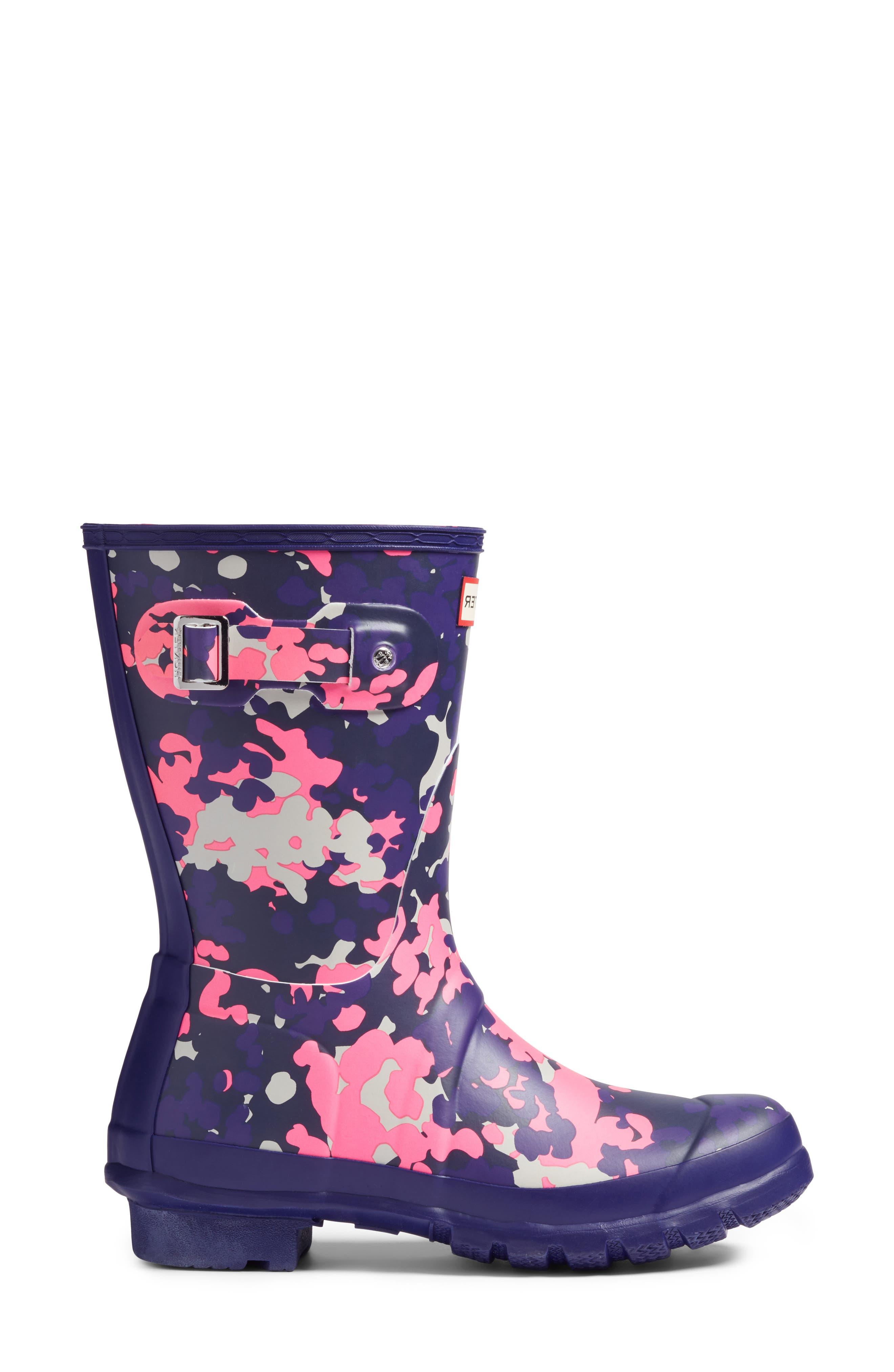Original Short - Flectarn Rain Boot,                             Alternate thumbnail 5, color,