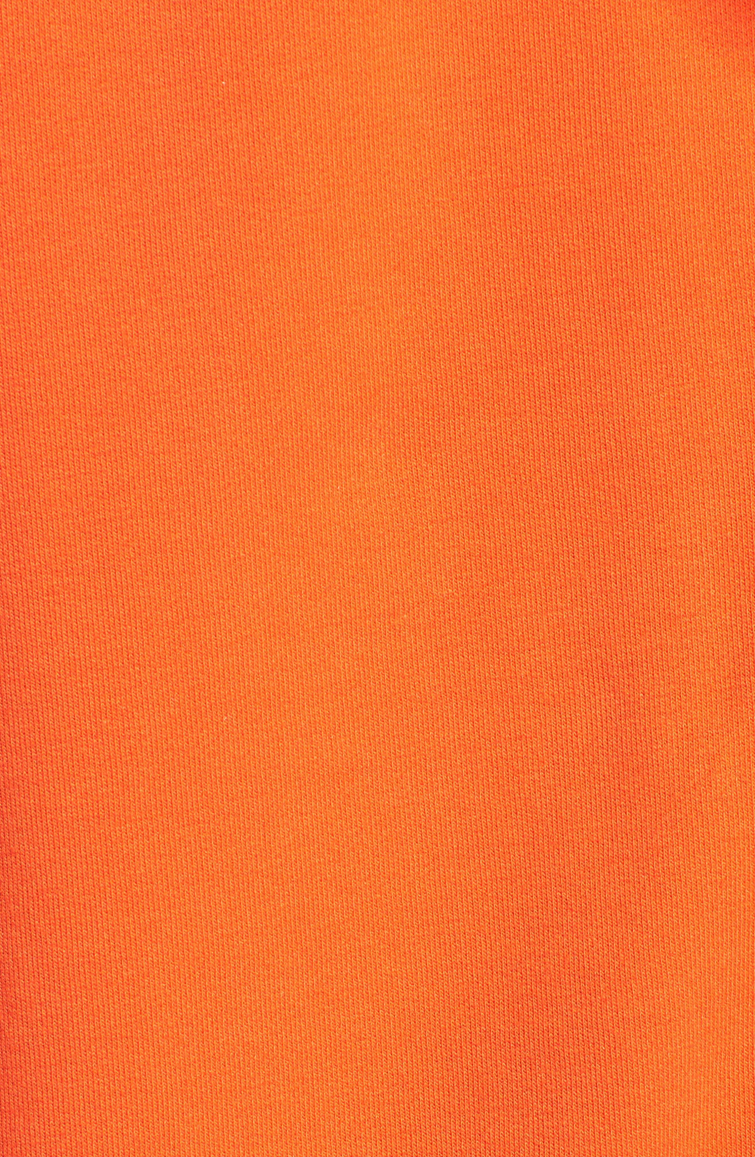 FENTY PUMA by Rihanna Back Zip Logo Hoodie,                             Alternate thumbnail 6, color,                             600