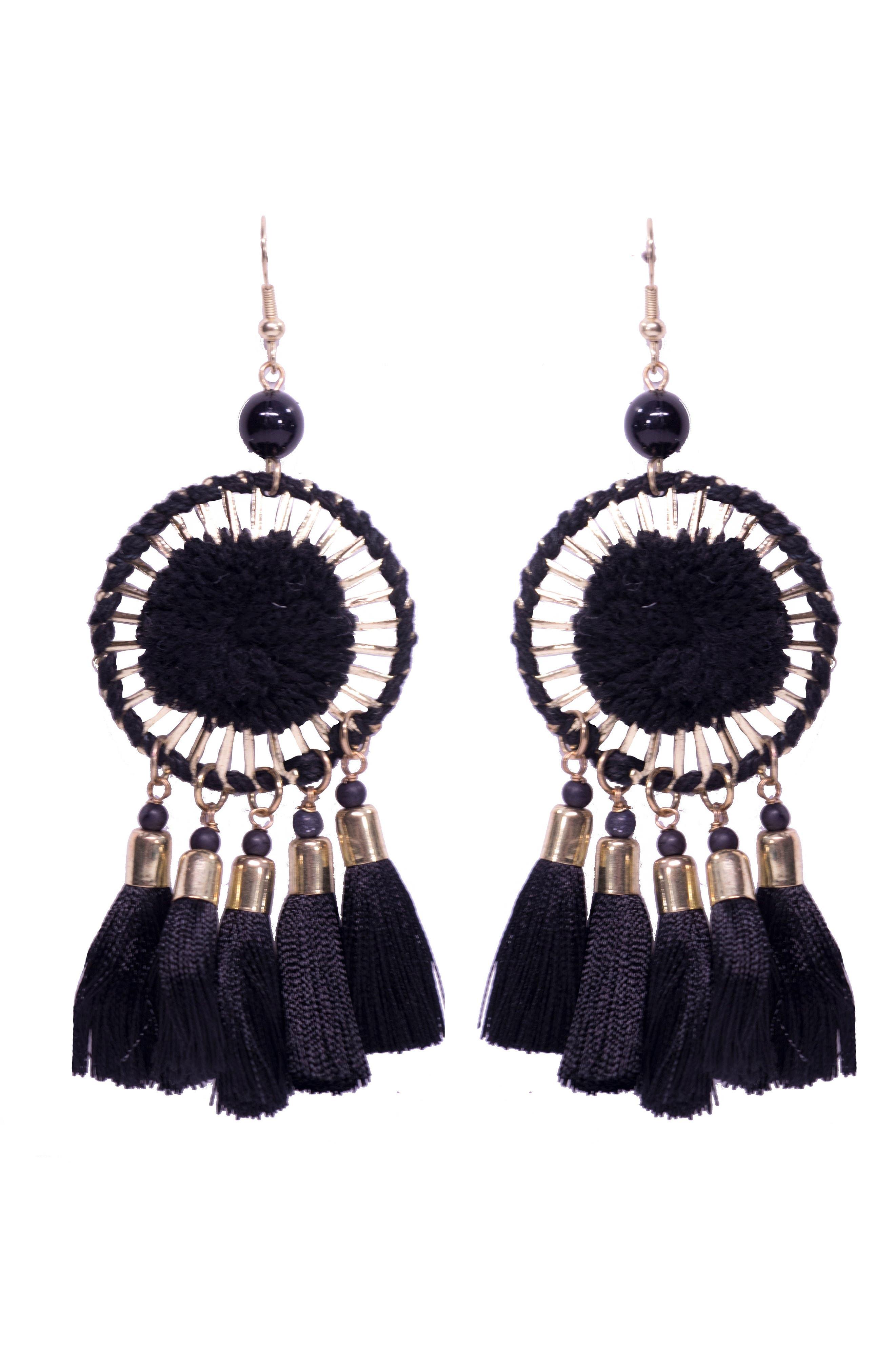 Nolita Statement Earrings,                         Main,                         color, 001