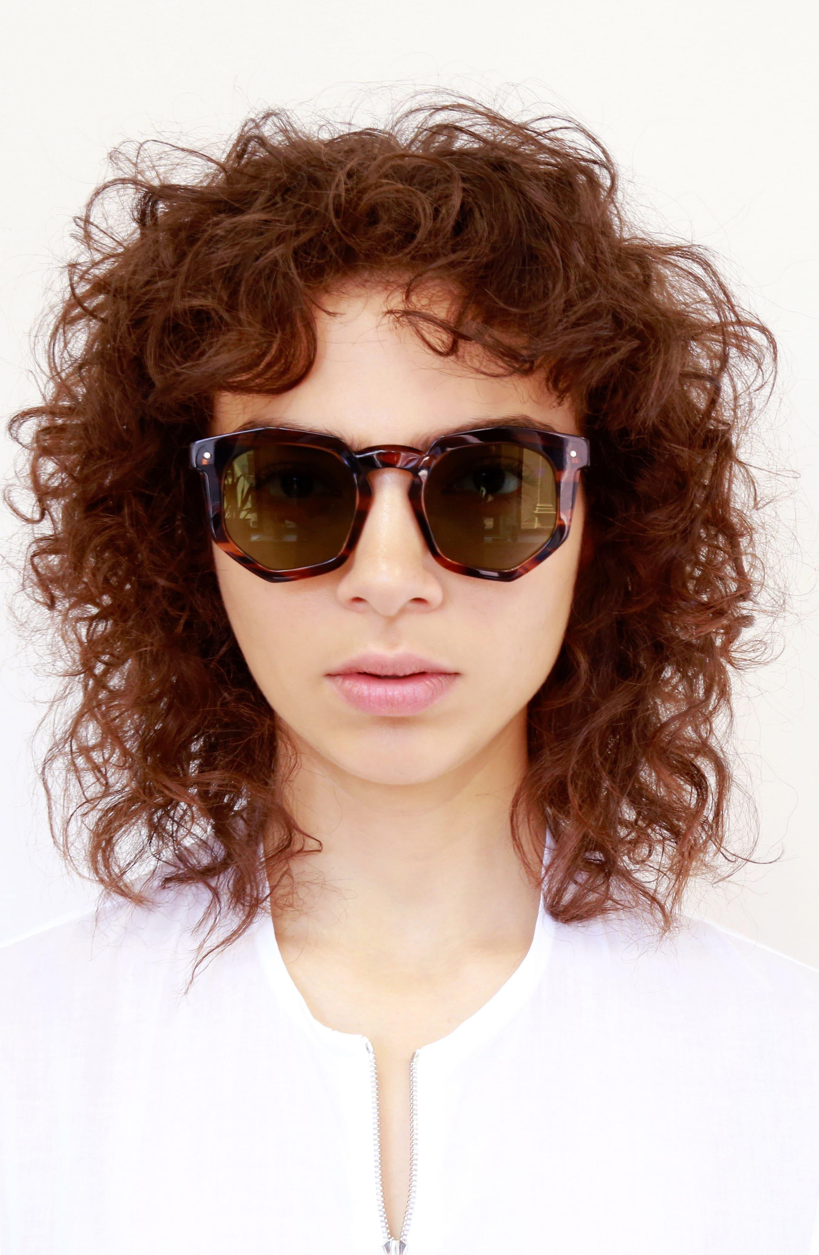 Composite 47mm Sunglasses,                             Alternate thumbnail 4, color,