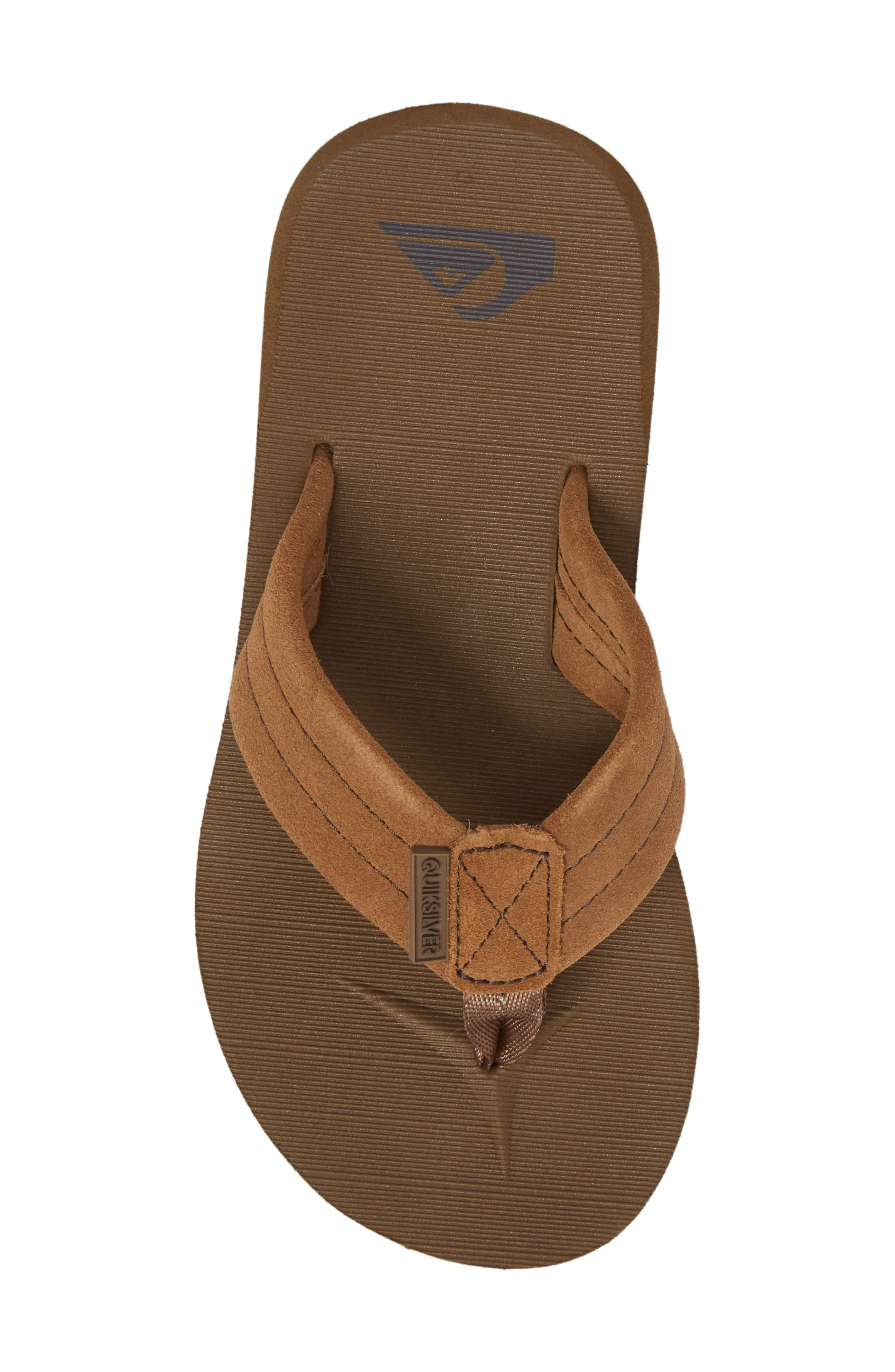 Carver Flip Flop,                             Alternate thumbnail 6, color,                             TAN