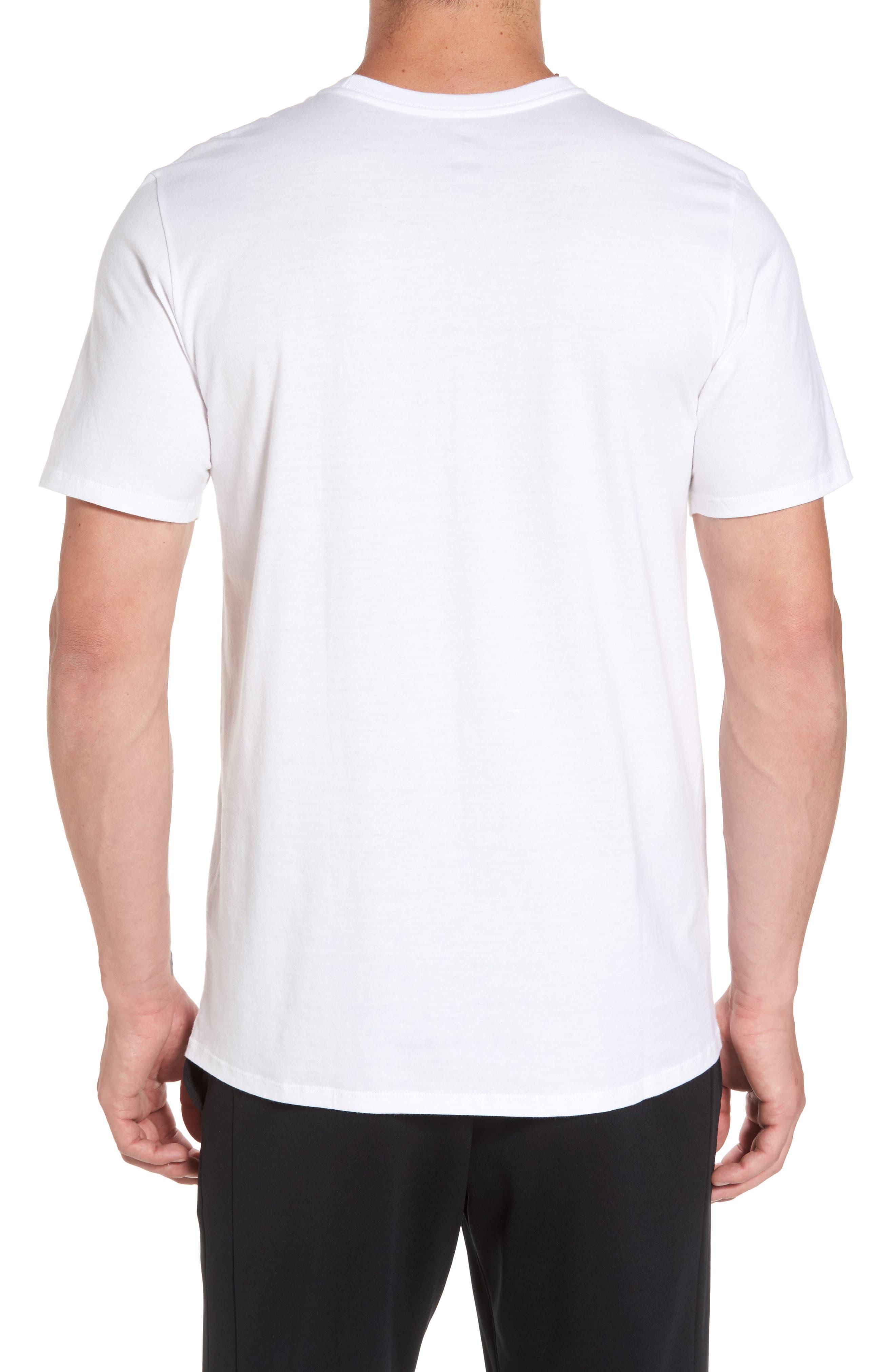Sportswear Flight T-Shirt,                             Alternate thumbnail 4, color,