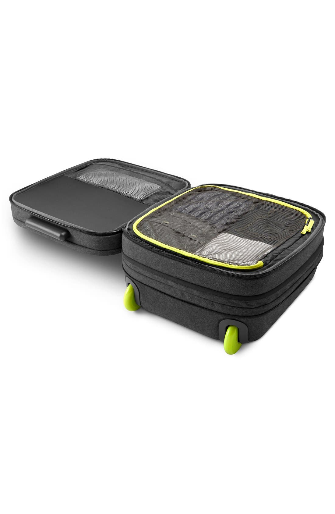 EO Wheeled Briefcase,                             Alternate thumbnail 4, color,                             001