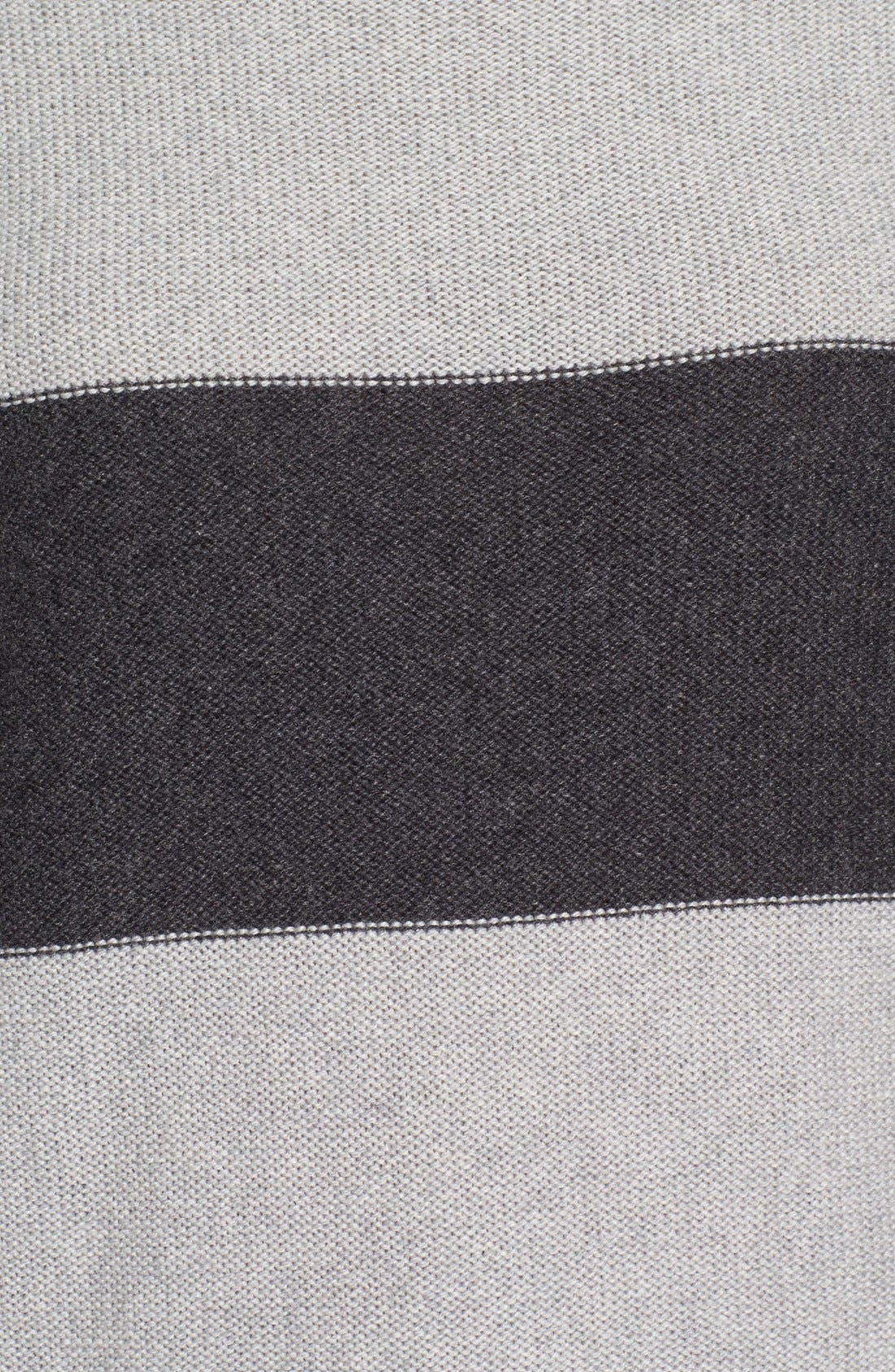 Contrast Cuff Crewneck Sweater,                             Alternate thumbnail 48, color,