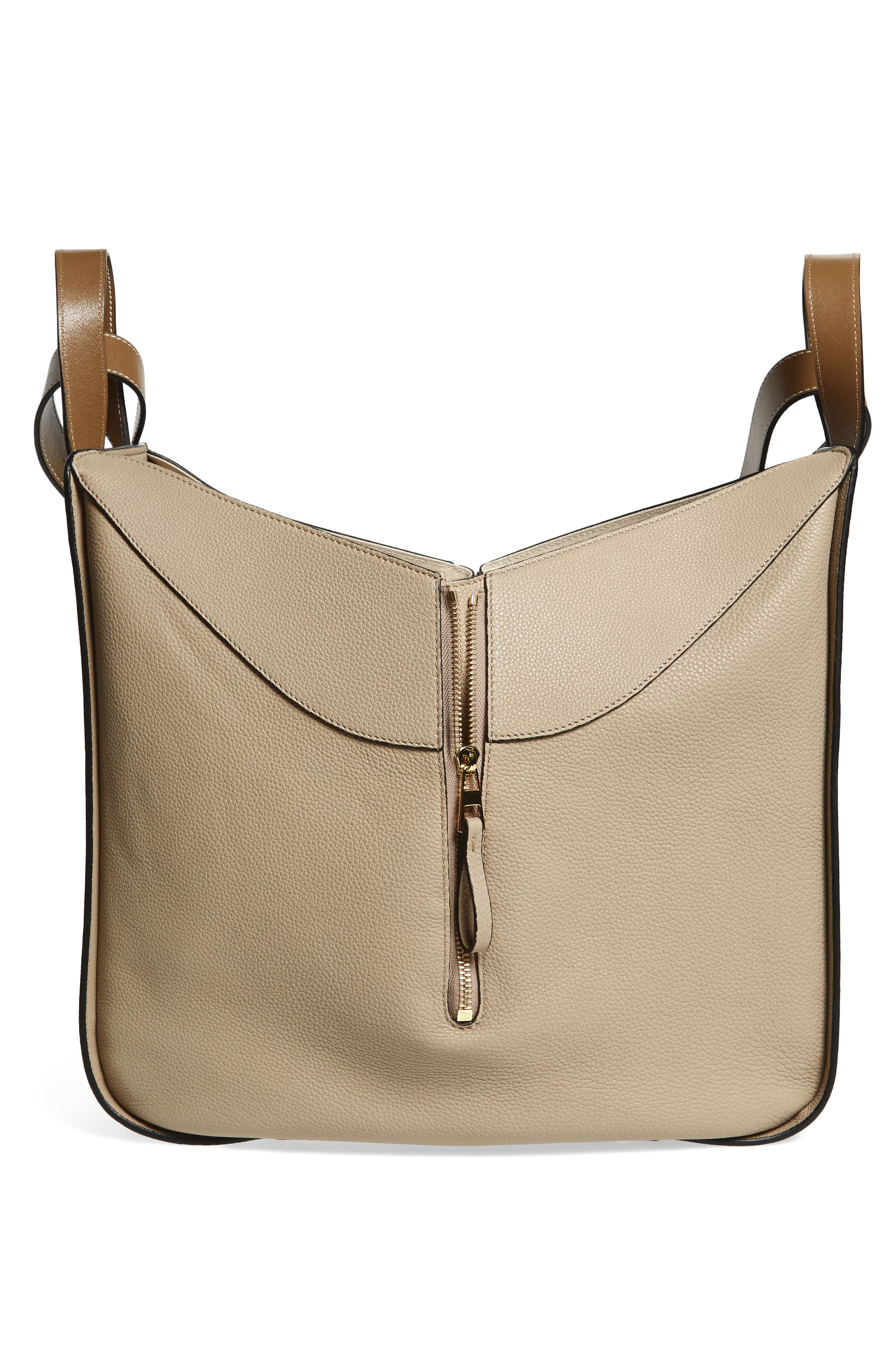 Medium Hammock Calfskin Leather Shoulder Bag,                             Alternate thumbnail 7, color,                             269